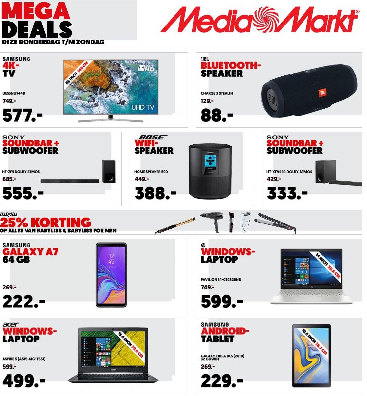 Media Markt Folder - 02.05-06.05.2019