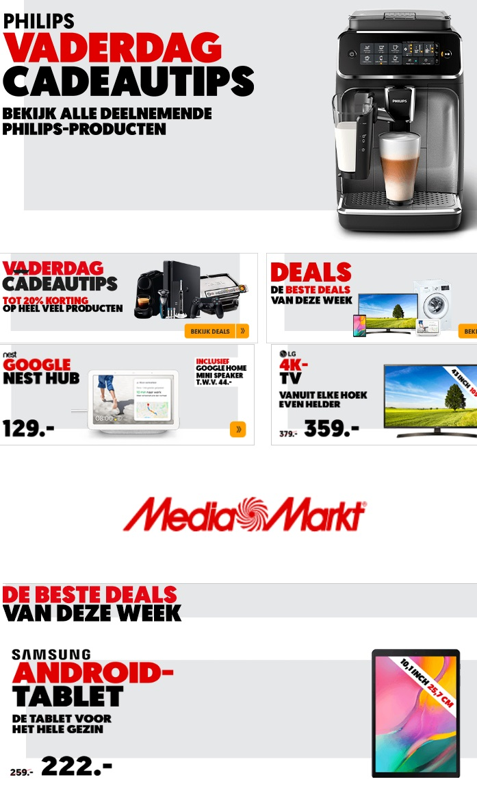 Media Markt Folder - 15.06-21.06.2019