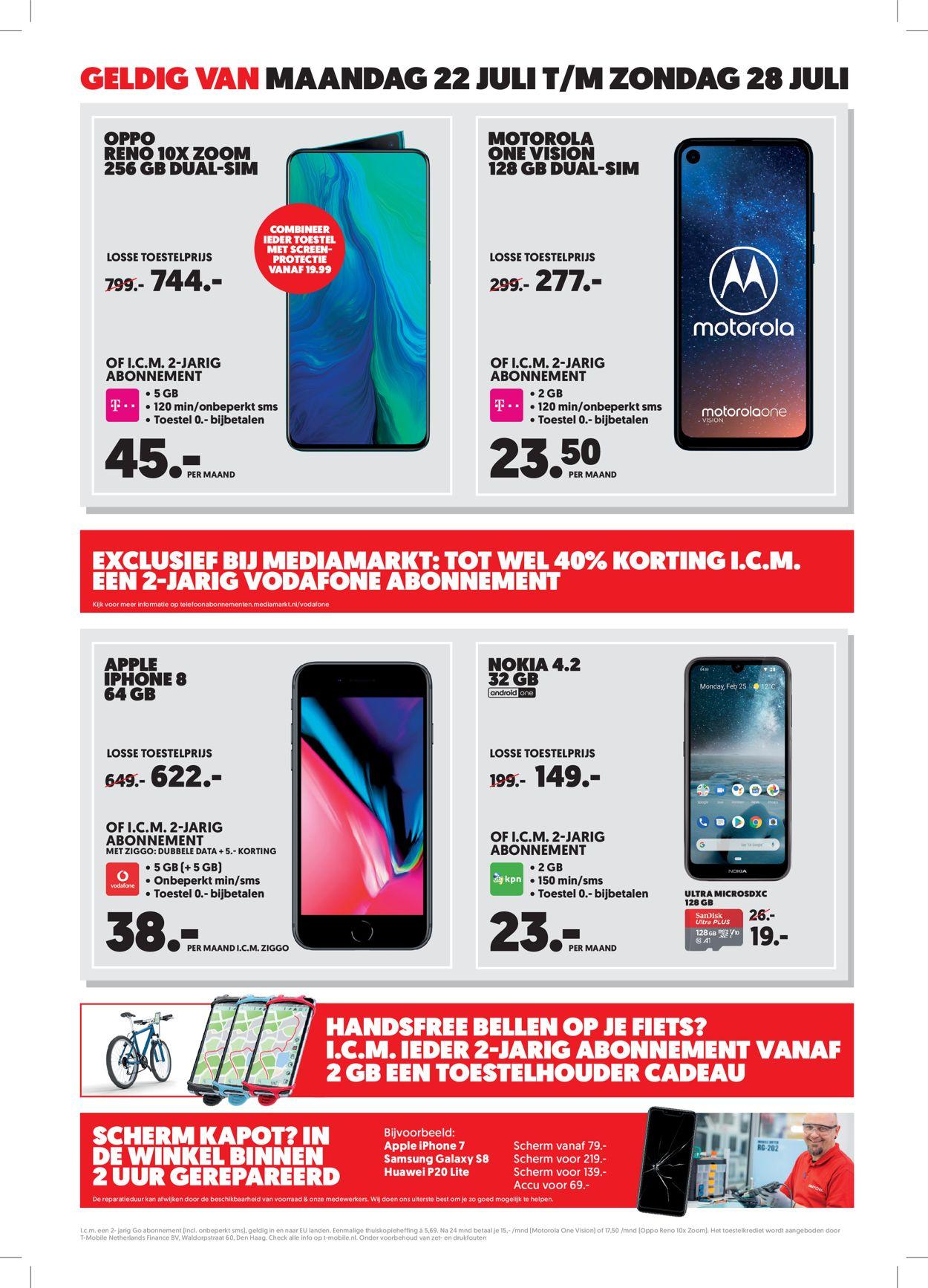 Media Markt Folder - 22.07-28.07.2019 (Pagina 3)