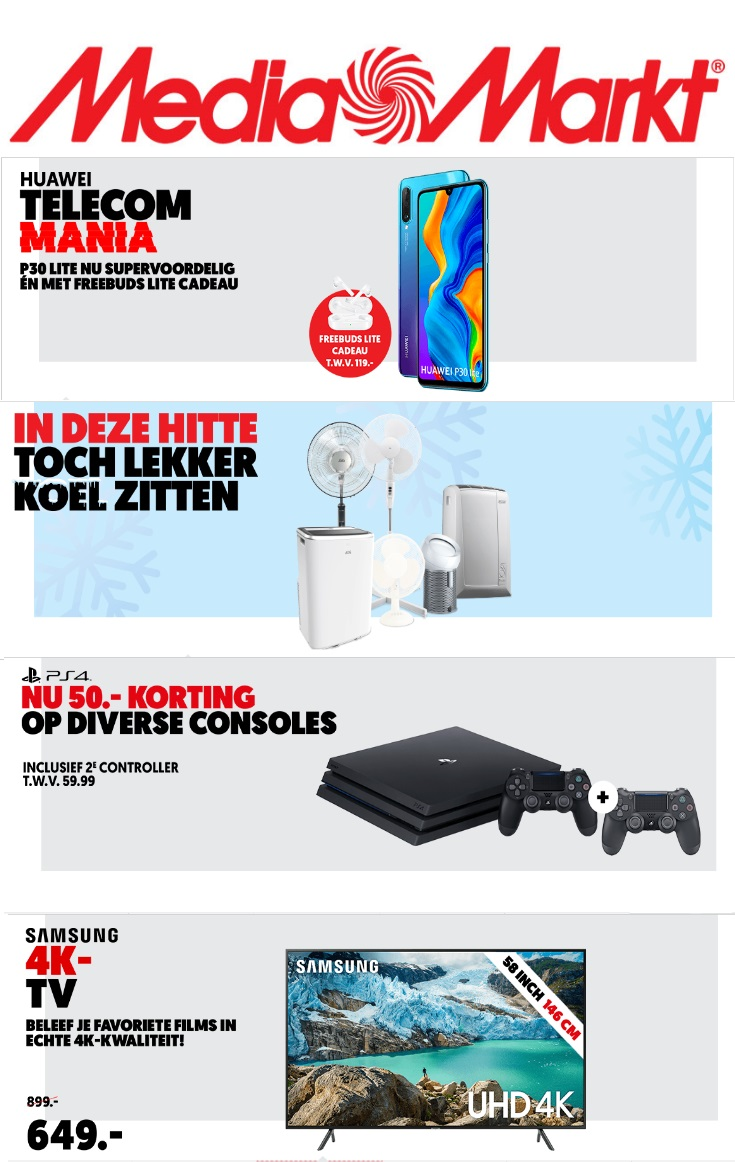 Media Markt Folder - 27.07-03.08.2019