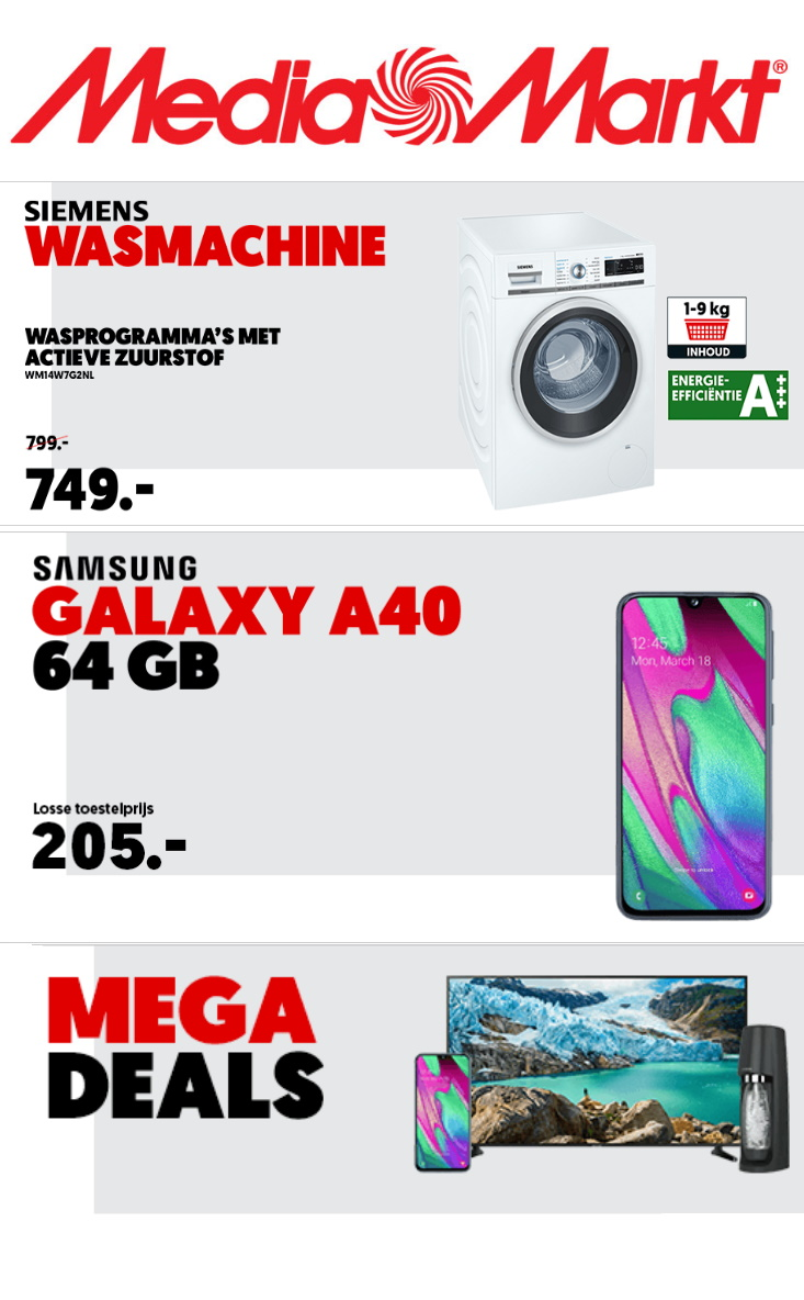 Media Markt Folder - 11.09-18.09.2019