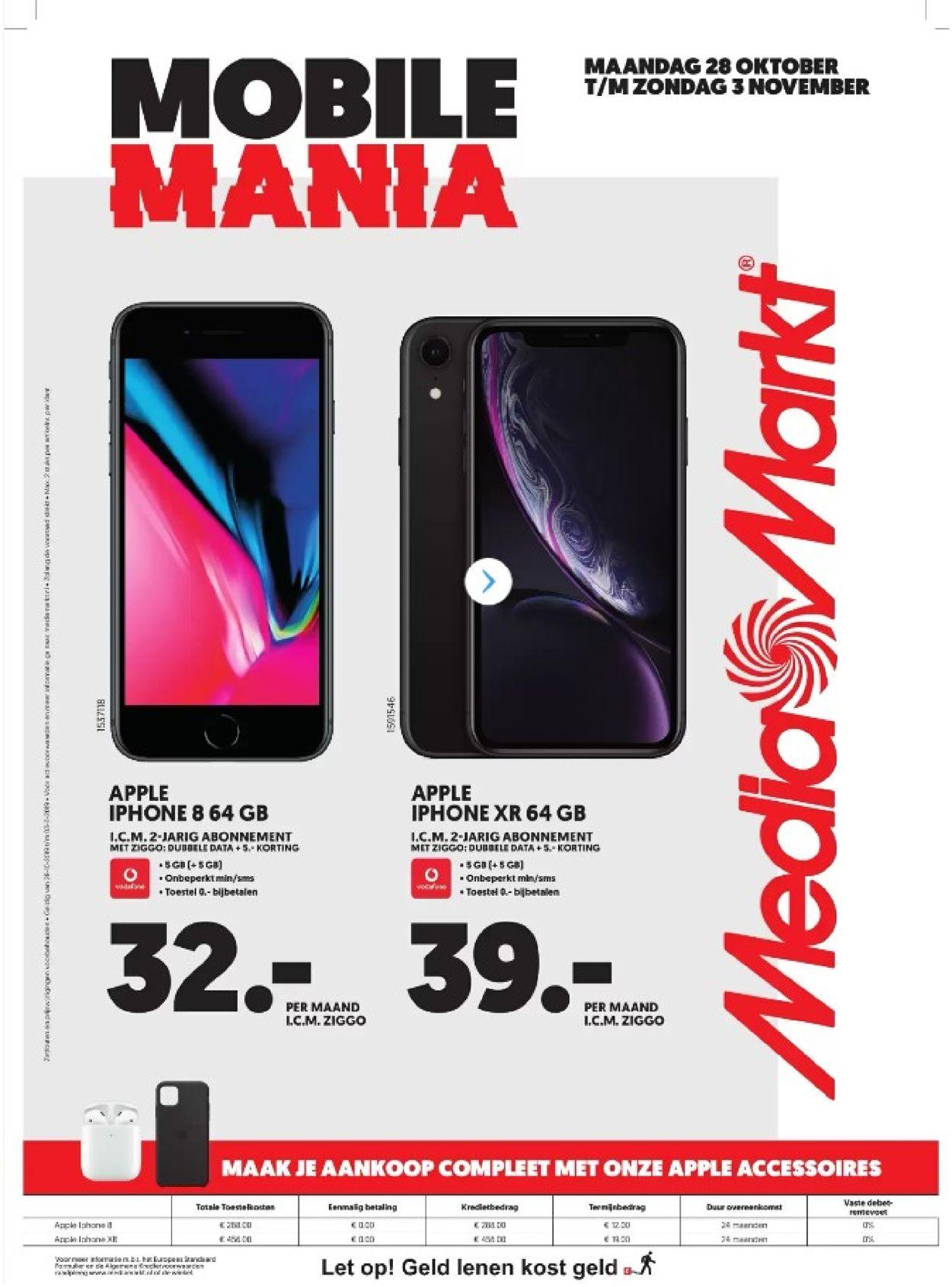 Media Markt Folder - 28.10-03.11.2019