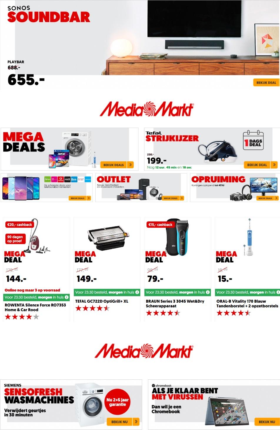 Media Markt Folder - 08.11-14.11.2019