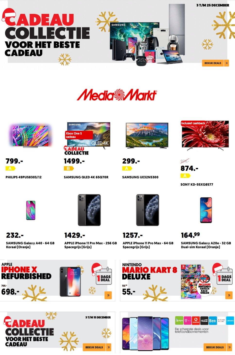 Media Markt Folder - 13.12-20.12.2019