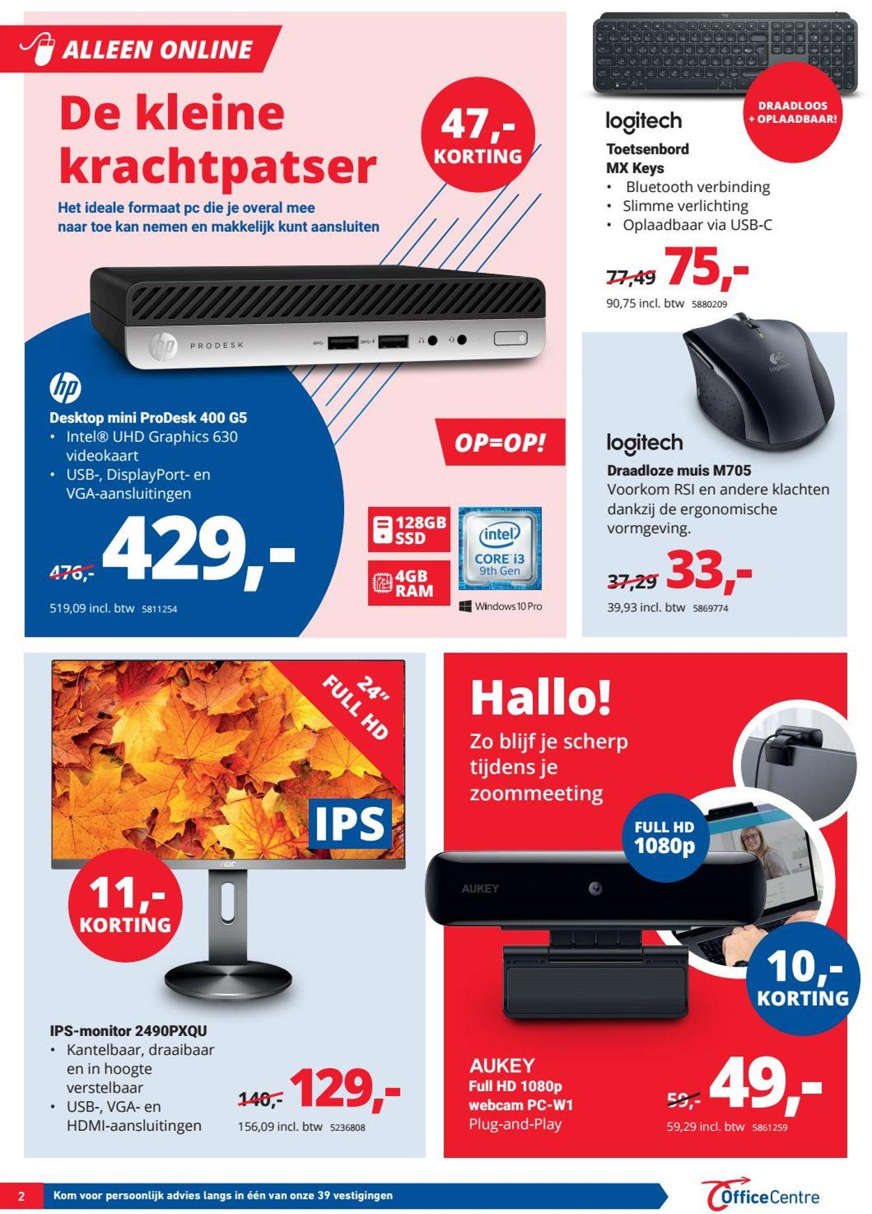 Office Centre Folder - 28.10-03.11.2020 (Pagina 2)