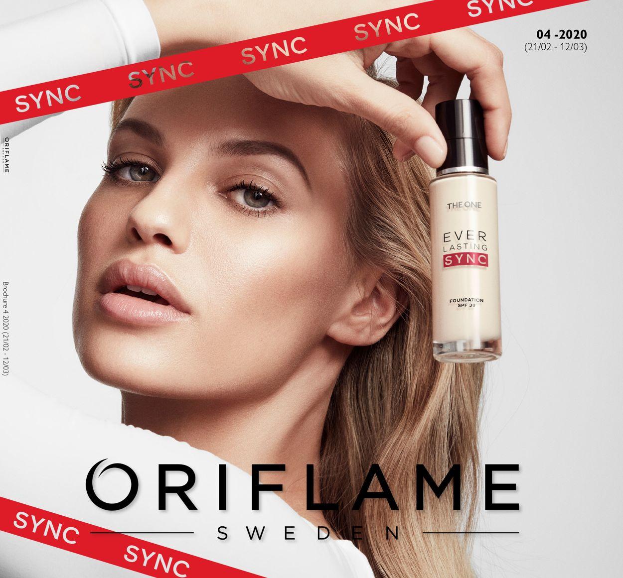 Oriflame Folder - 21.02-12.03.2020