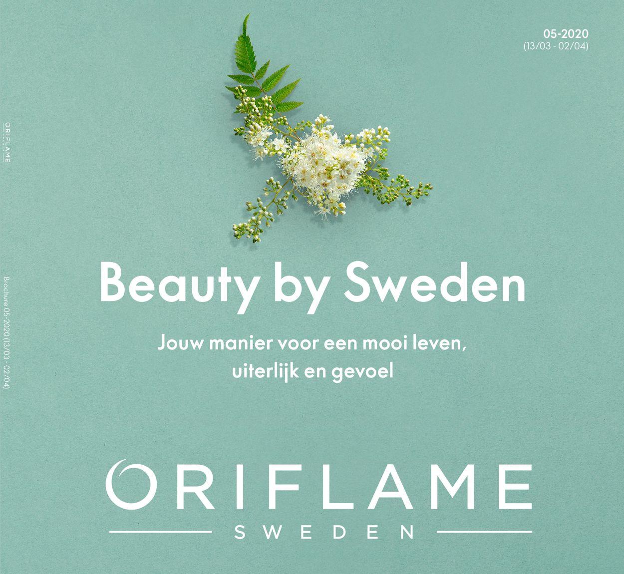 Oriflame Folder - 13.03-02.04.2020