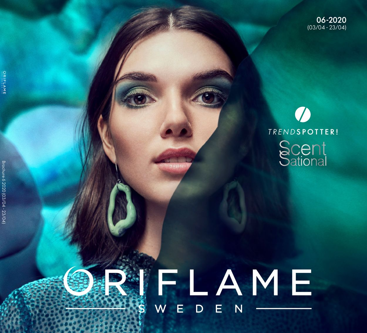 Oriflame Folder - 03.04-23.04.2020