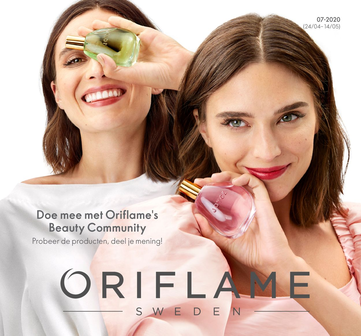 Oriflame Folder - 24.04-14.05.2020
