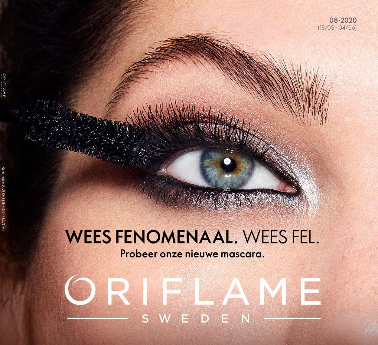 Oriflame Folder - 15.05-04.06.2020