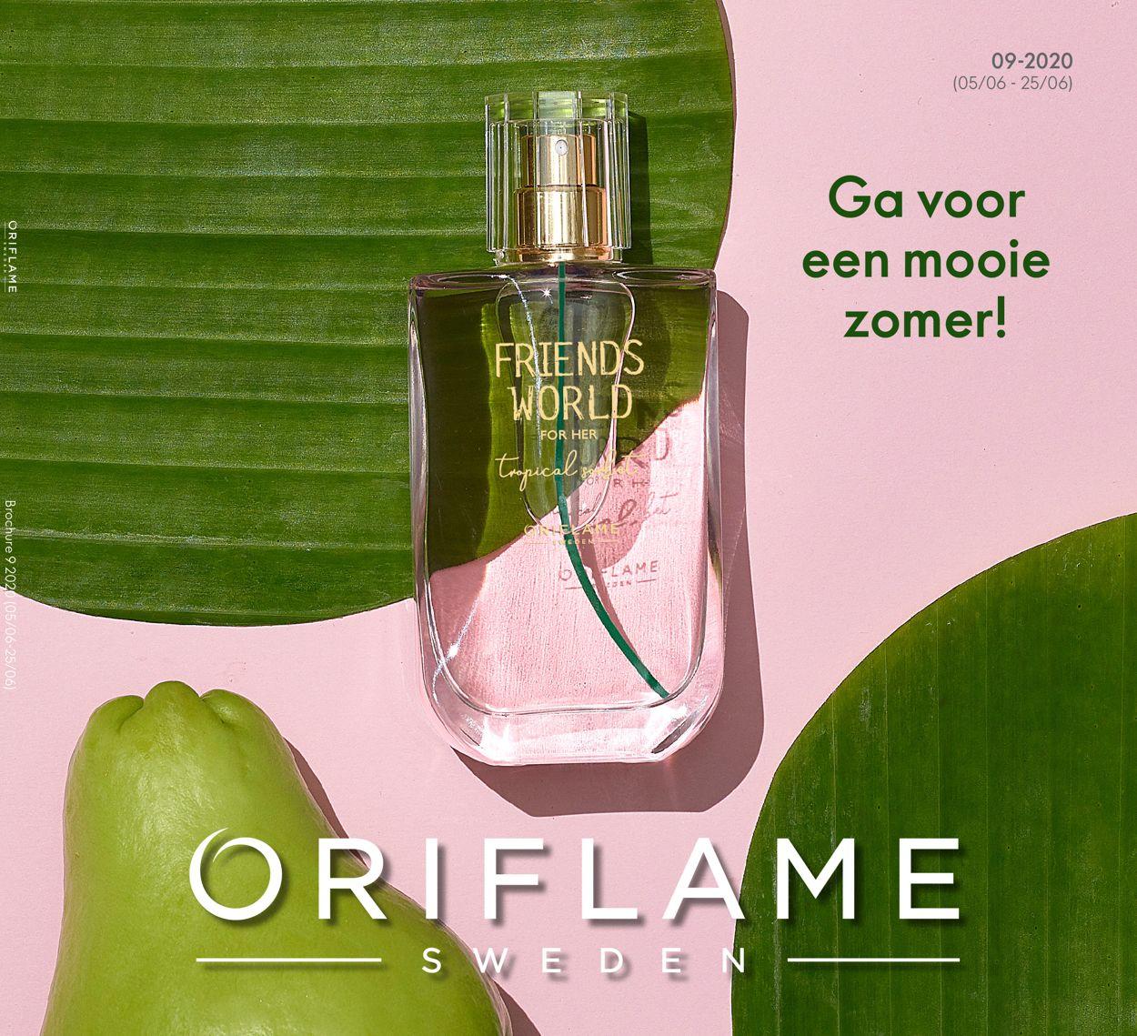 Oriflame Folder - 05.06-25.06.2020
