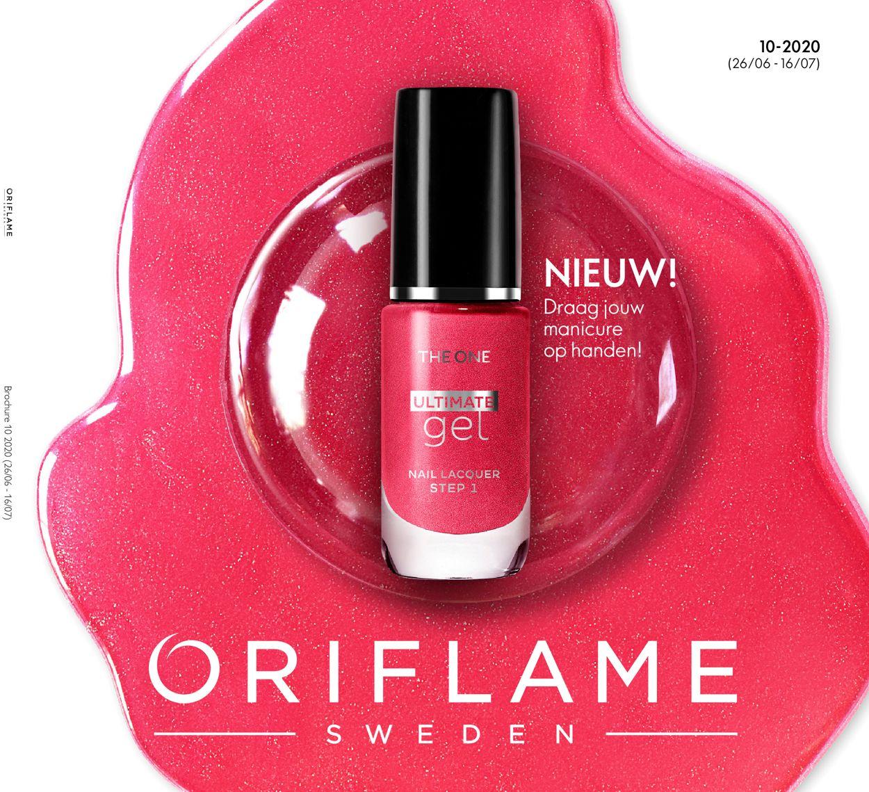 Oriflame Folder - 26.06-16.07.2020