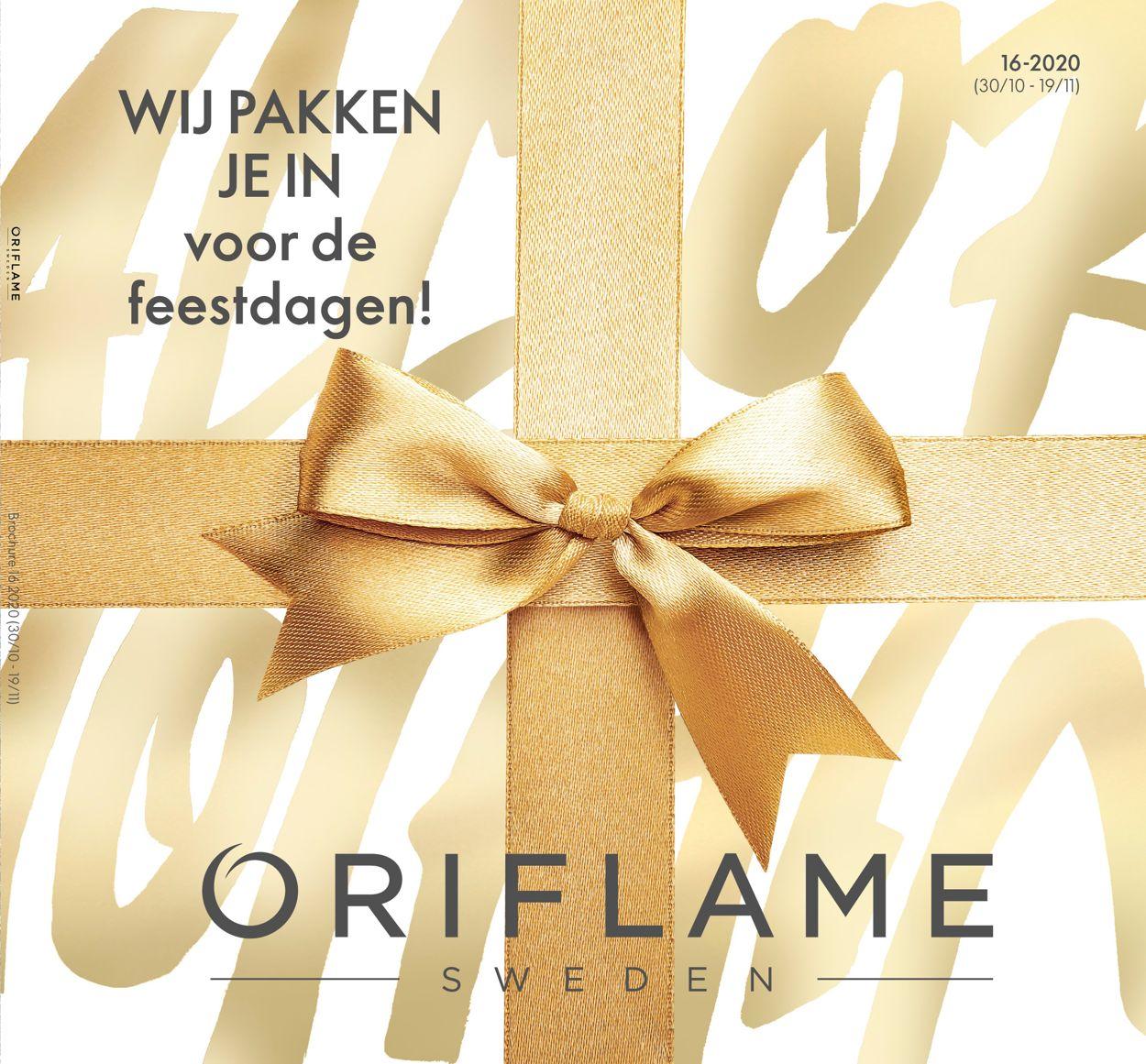 Oriflame Black Friday 2020 Folder - 30.10-19.11.2020