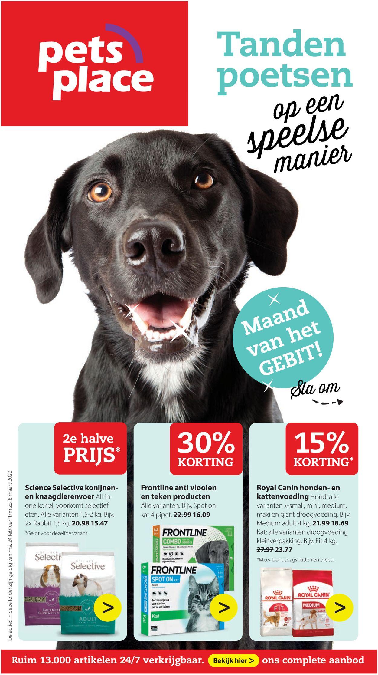 Pets Place Folder - 24.02-08.03.2020