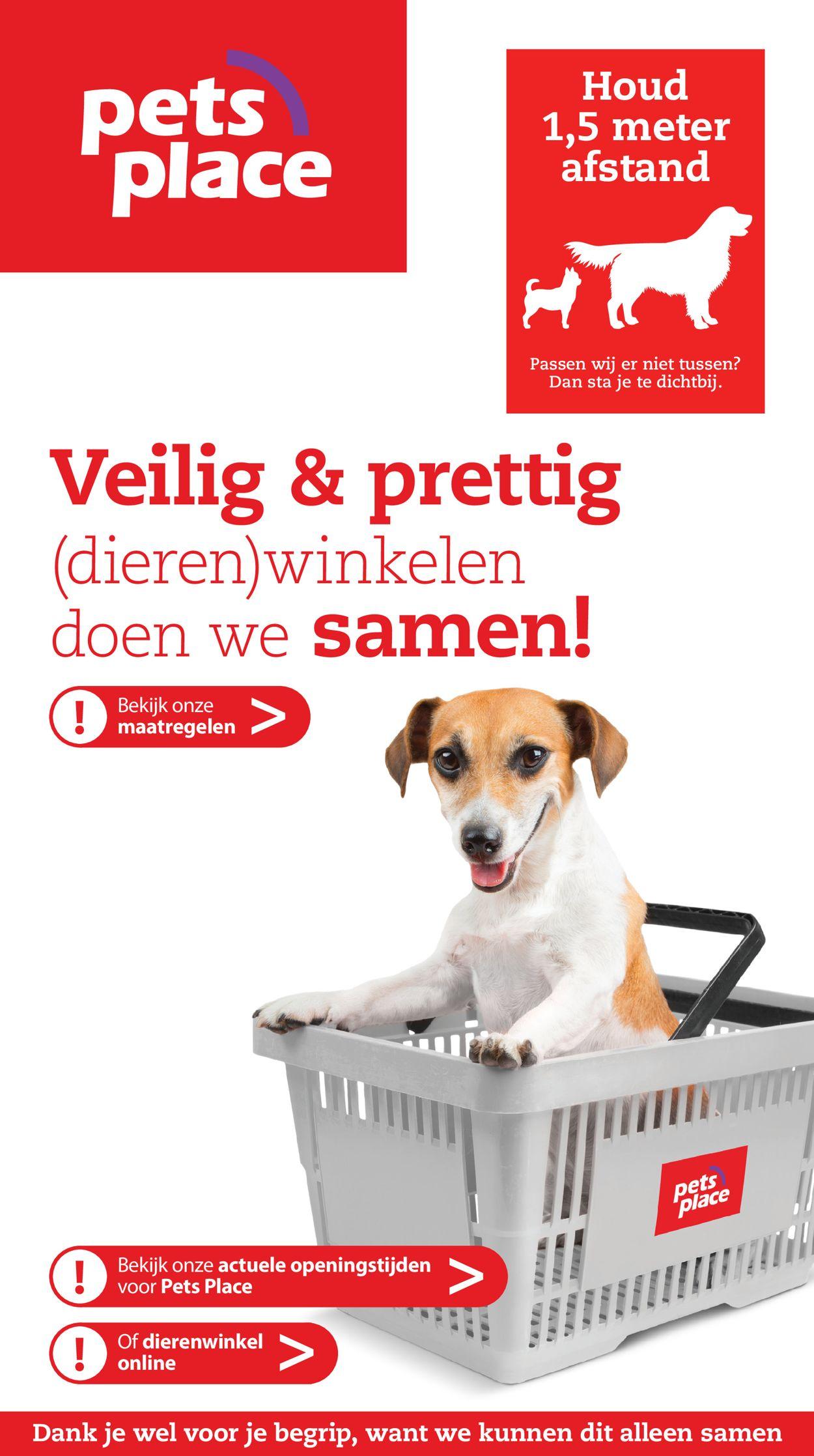 Pets Place Folder - 30.03-11.04.2020