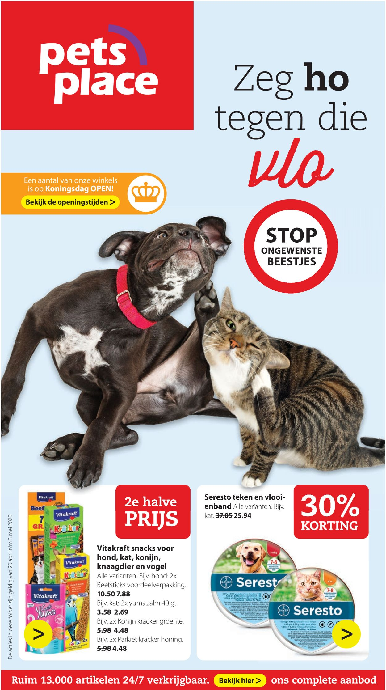 Pets Place Folder - 20.04-03.05.2020