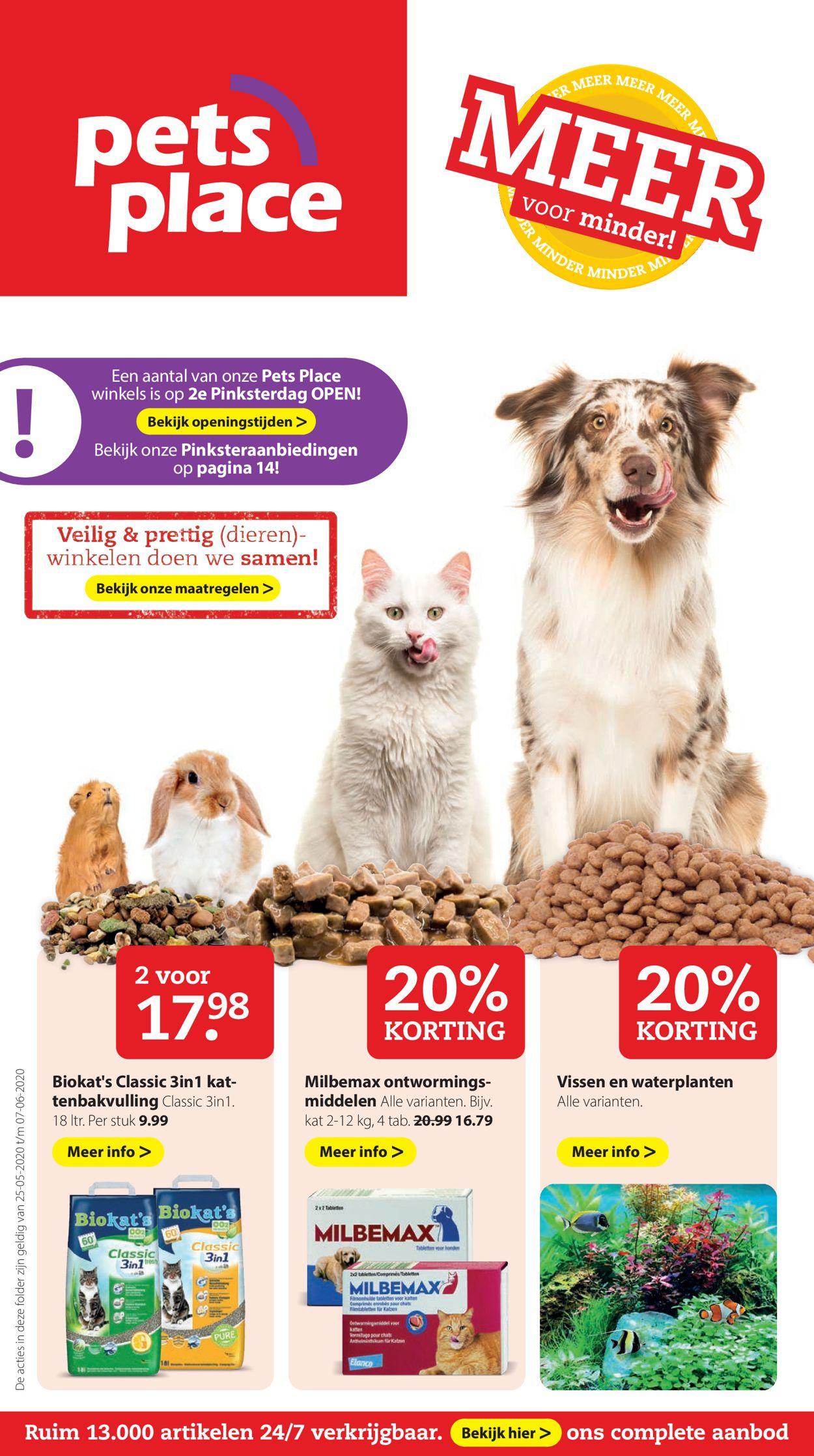 Pets Place Folder - 25.05-07.06.2020