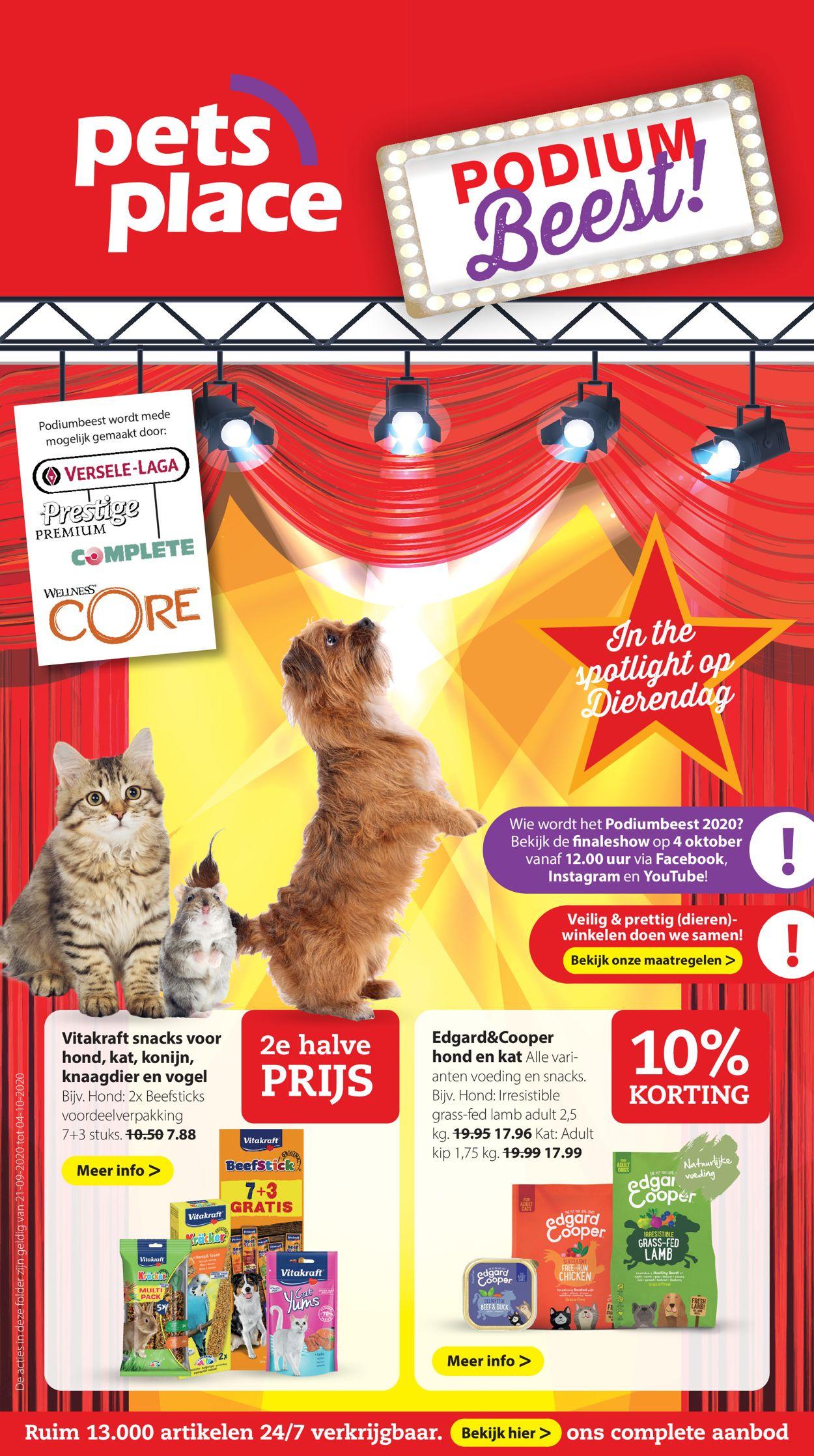 Pets Place Folder - 21.09-04.10.2020