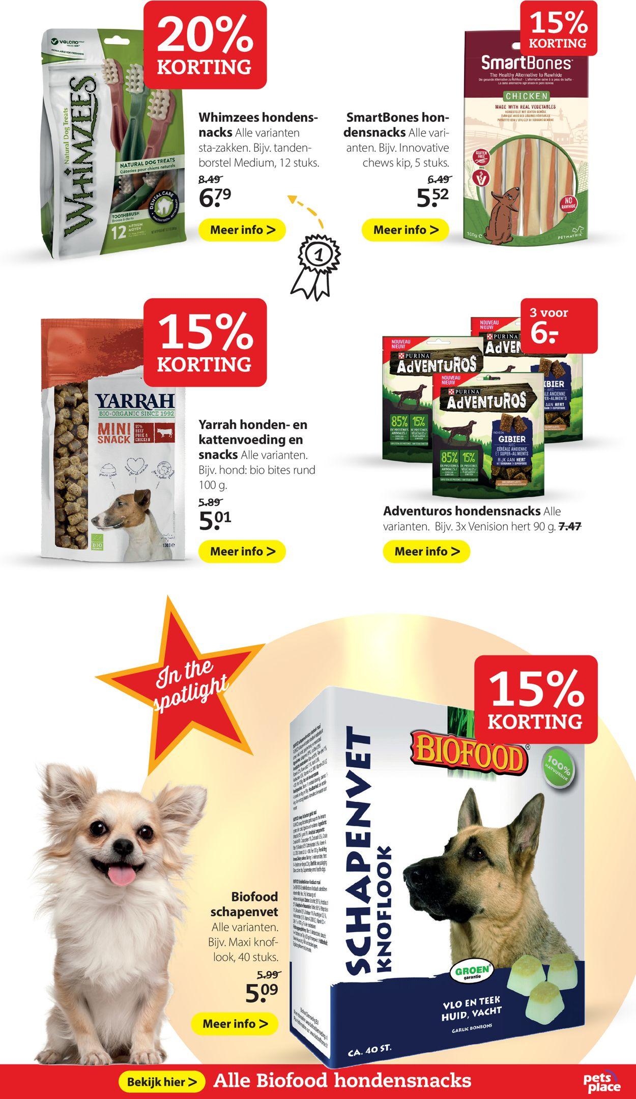 Pets Place Folder - 21.09-04.10.2020 (Pagina 3)