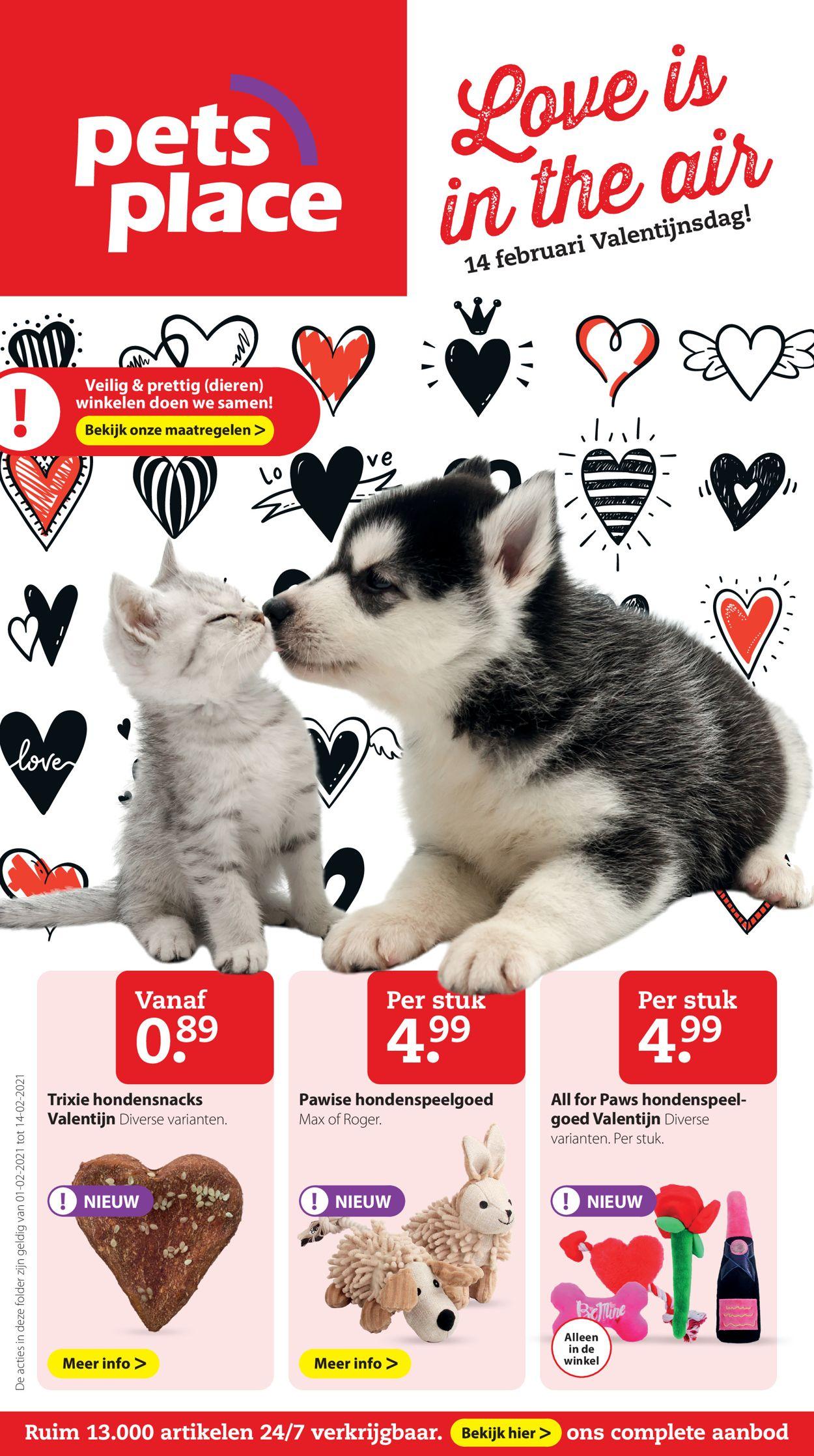 Pets Place Folder - 01.02-14.02.2021