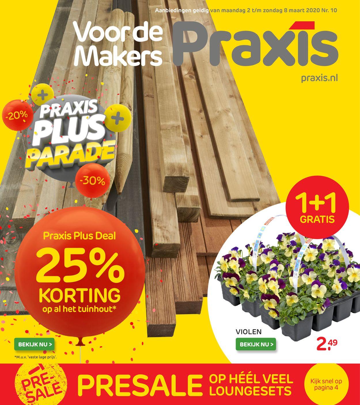Praxis Folder - 02.03-08.03.2020