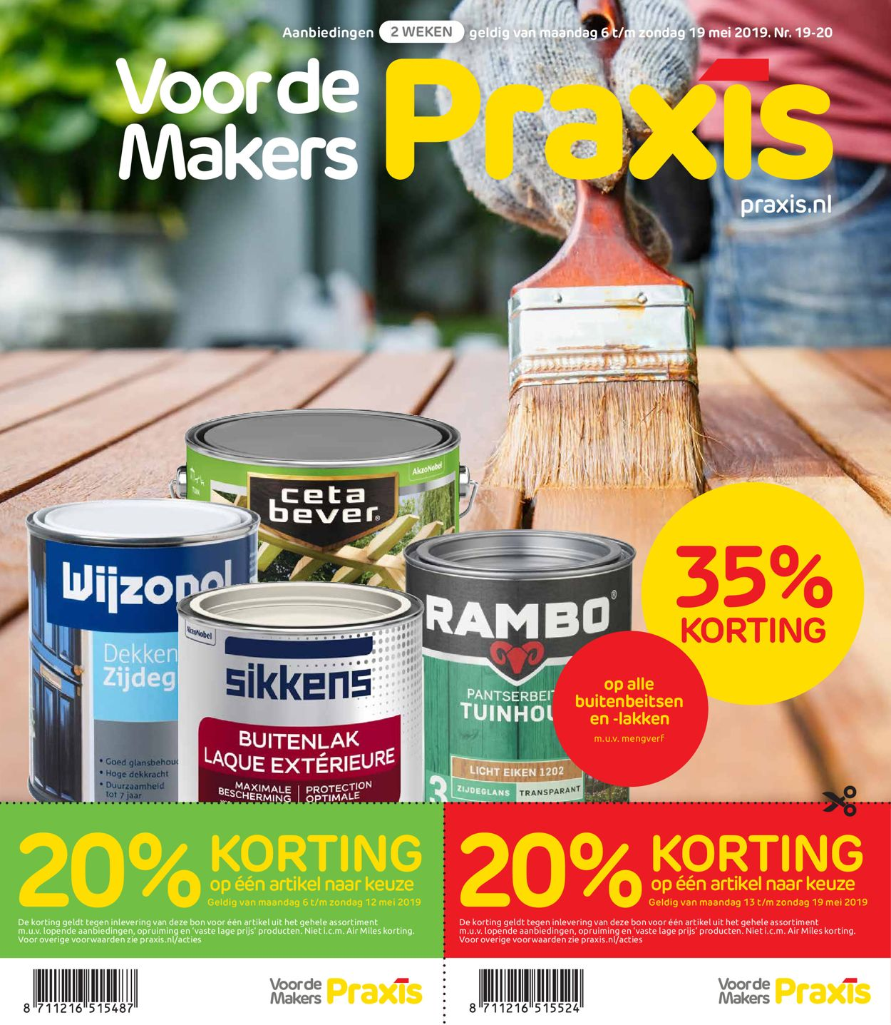 Praxis Folder - 06.05-19.05.2019