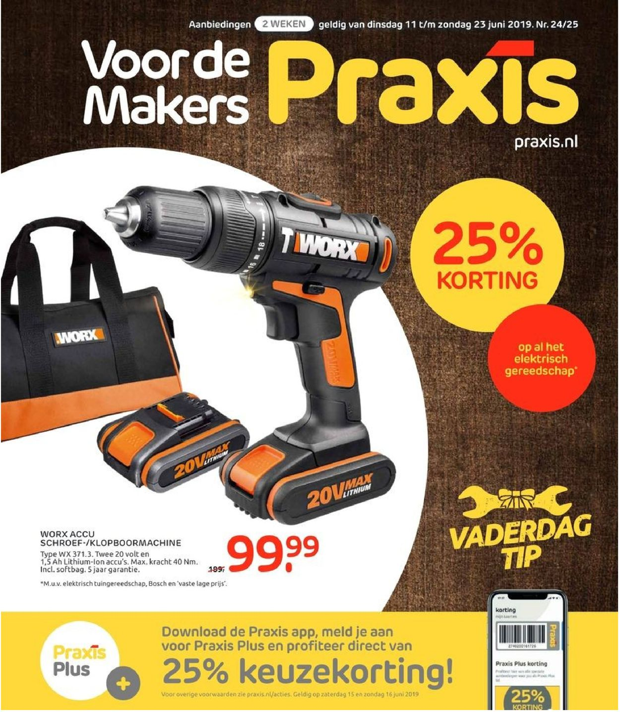 Praxis Folder - 11.06-23.06.2019