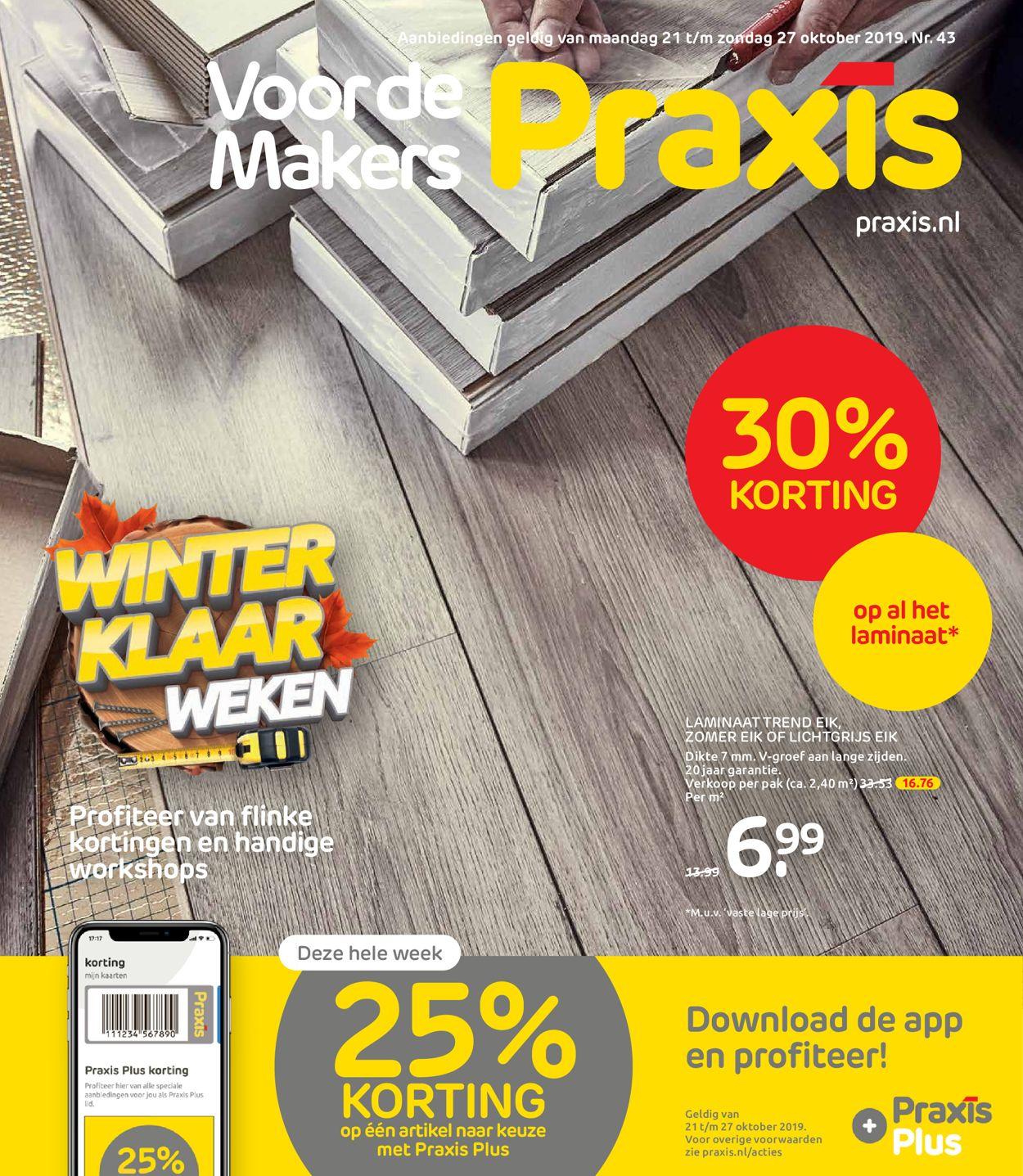 Praxis Folder - 21.10-27.10.2019