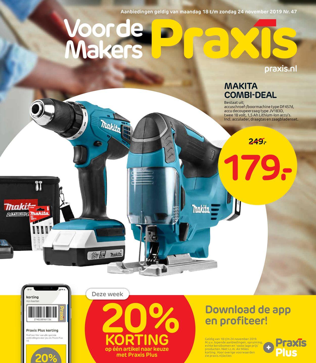 Praxis Folder - 18.11-24.11.2019