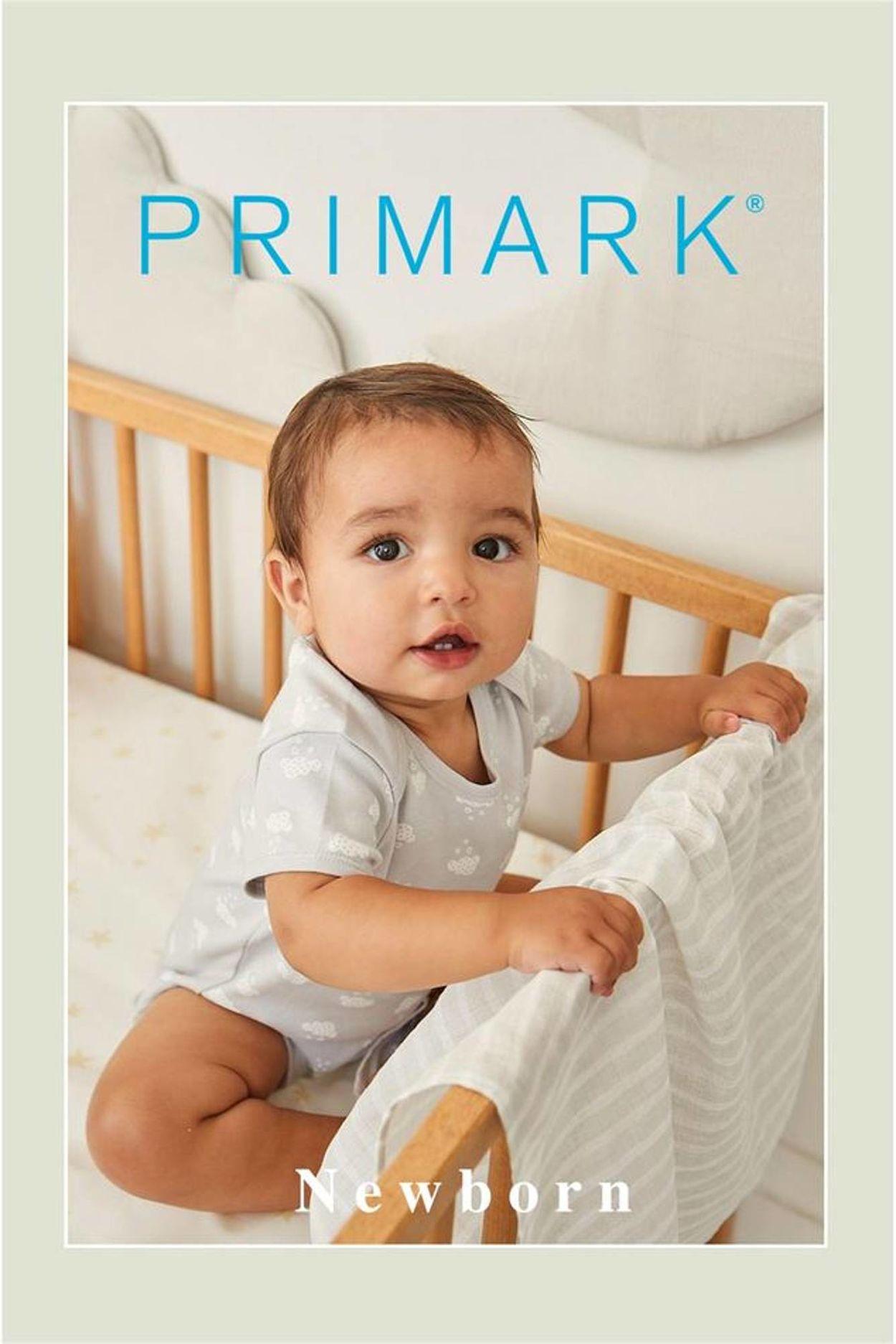 Primark Folder - 12.01-29.02.2020