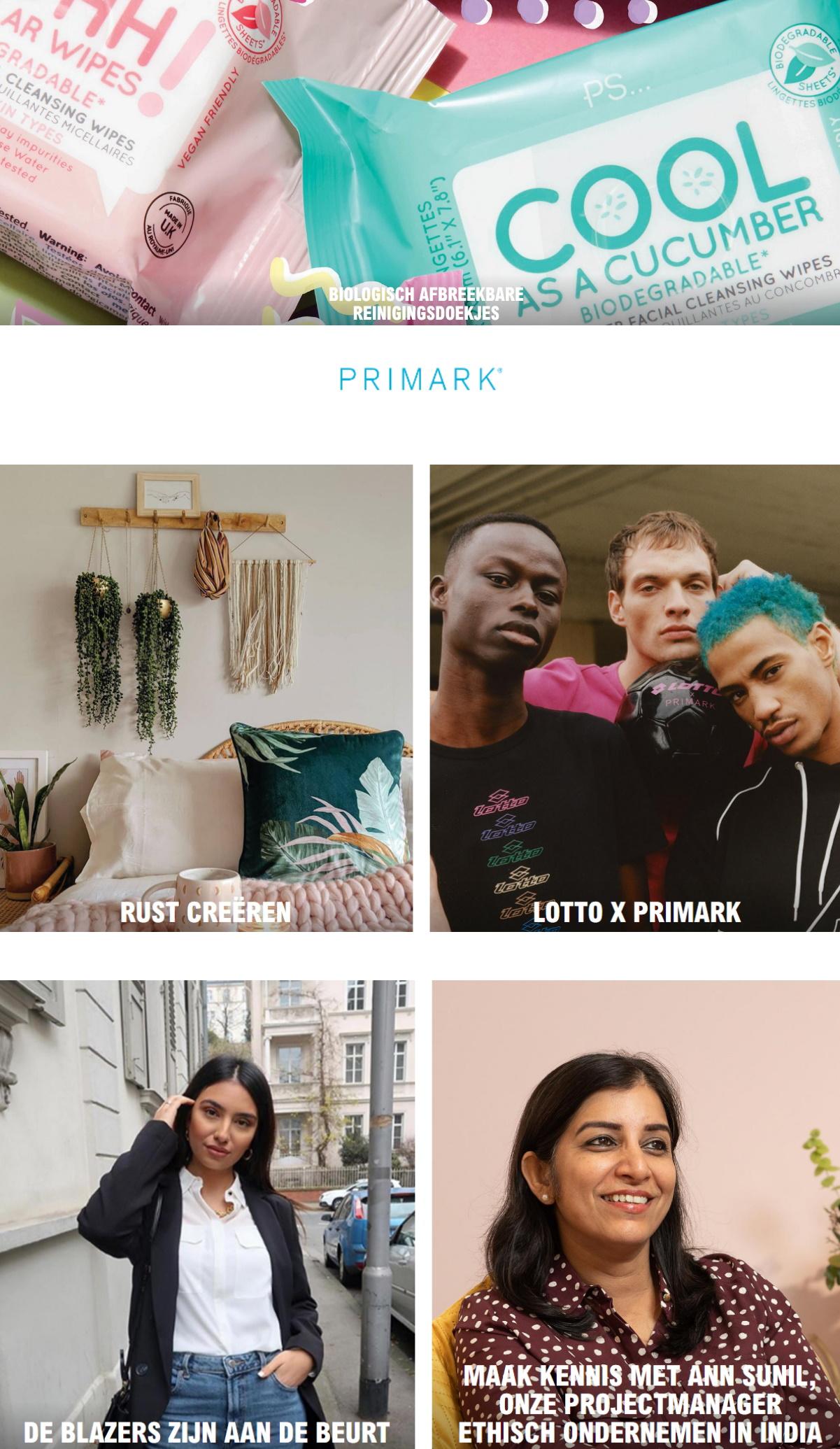 Primark Folder - 17.02-24.02.2020