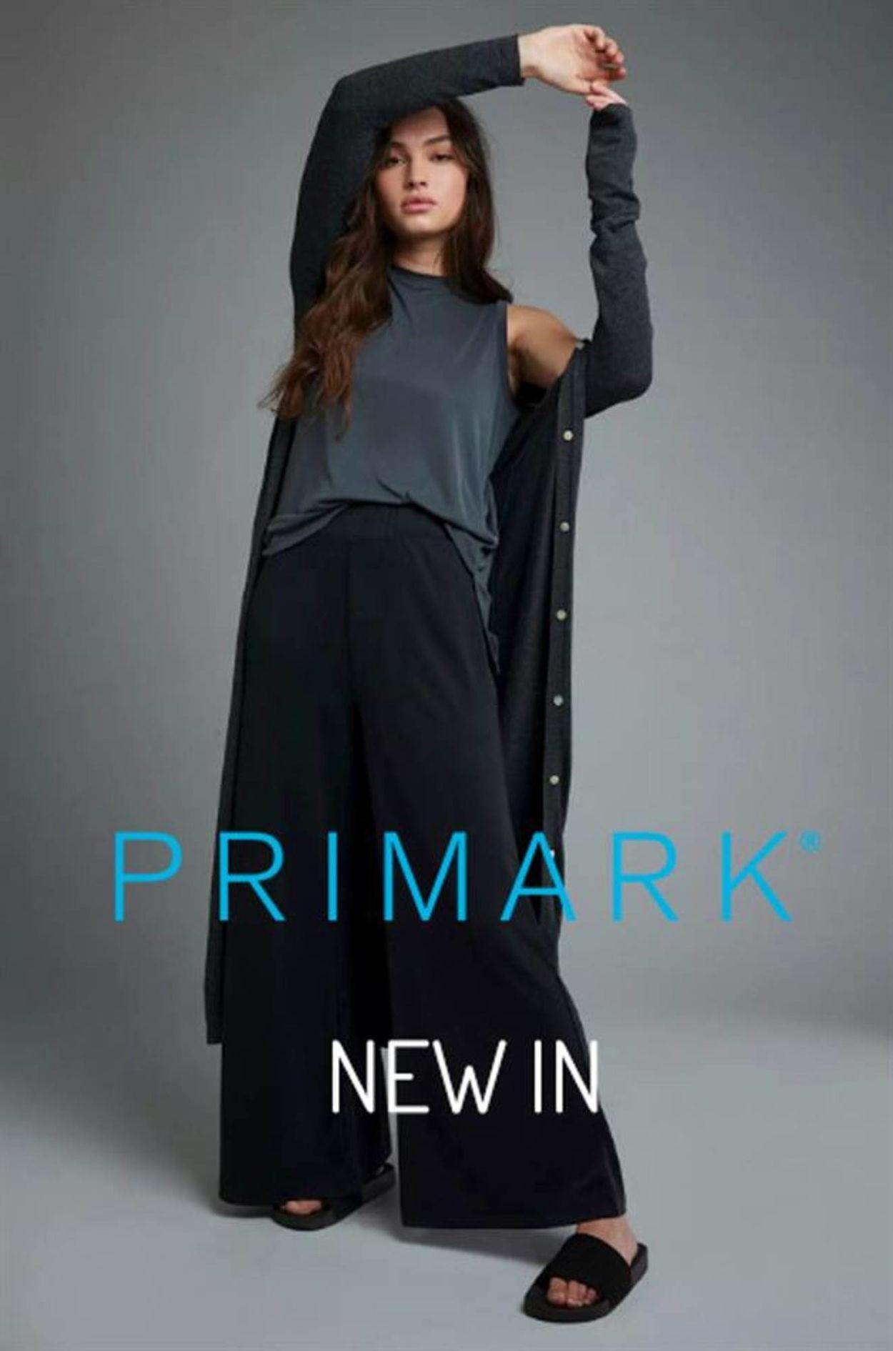 Primark Folder - 12.06-10.08.2020