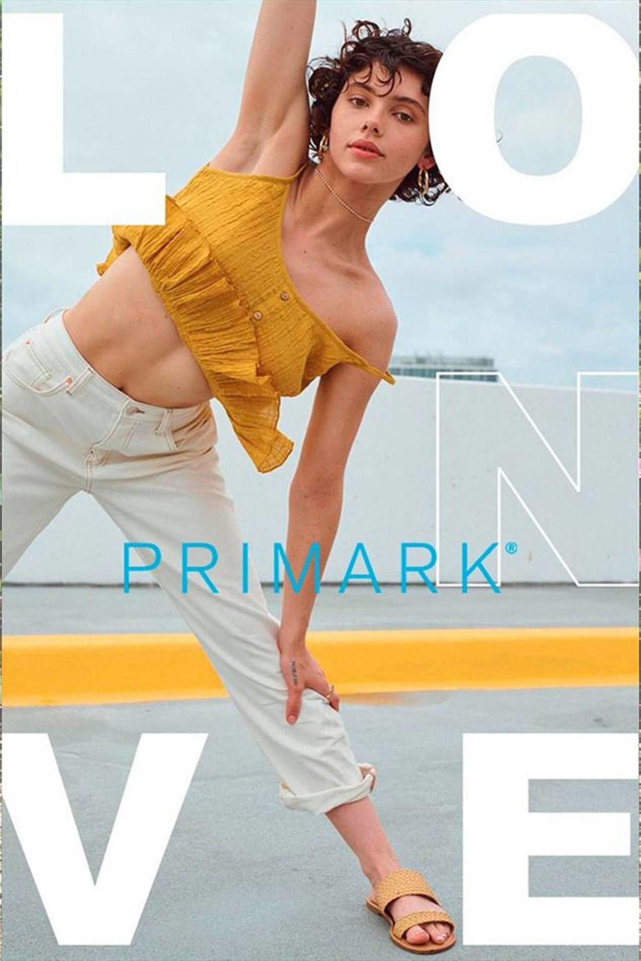 Primark Folder - 25.05-25.07.2019