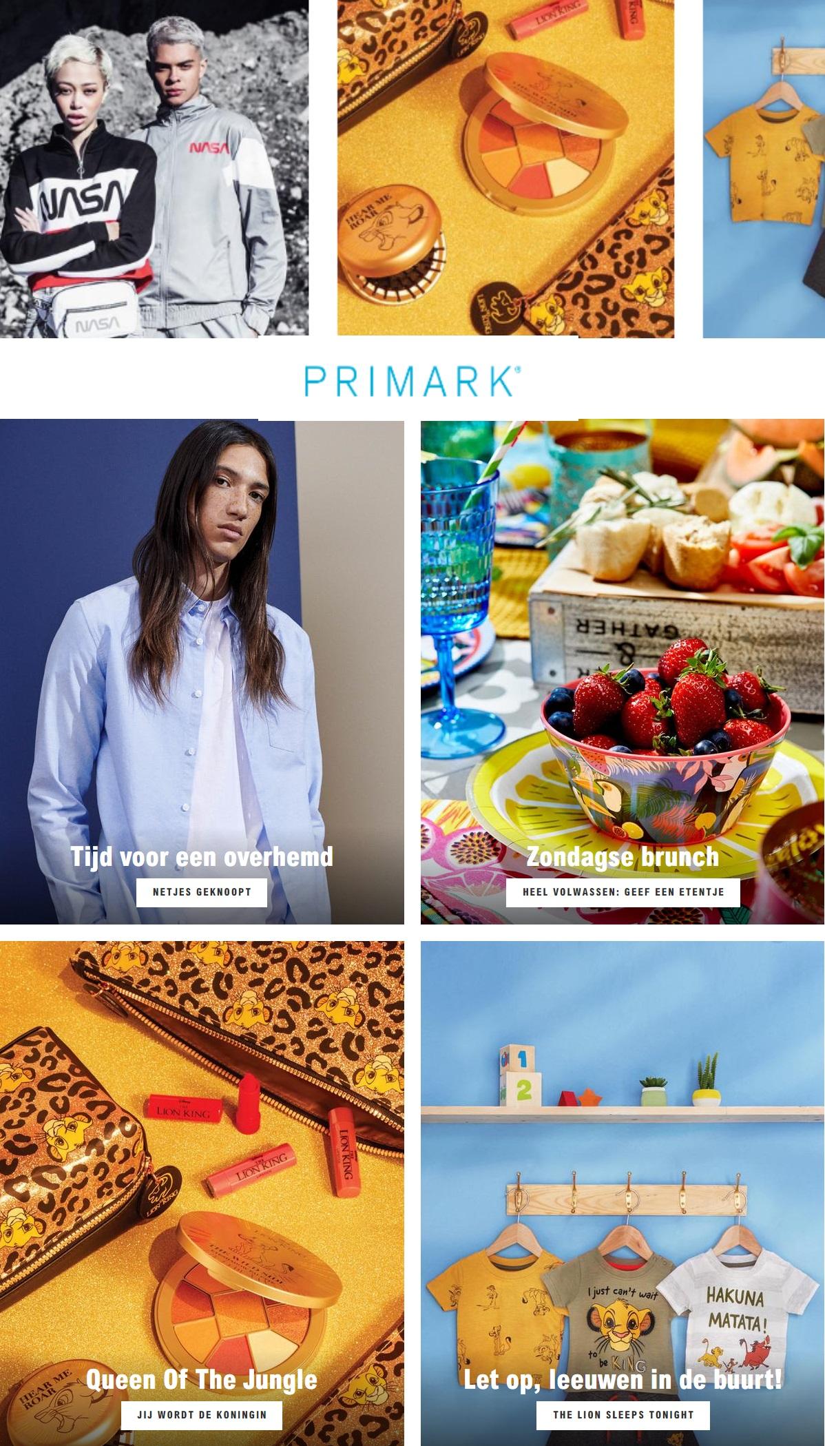 Primark Folder - 06.07-12.07.2019