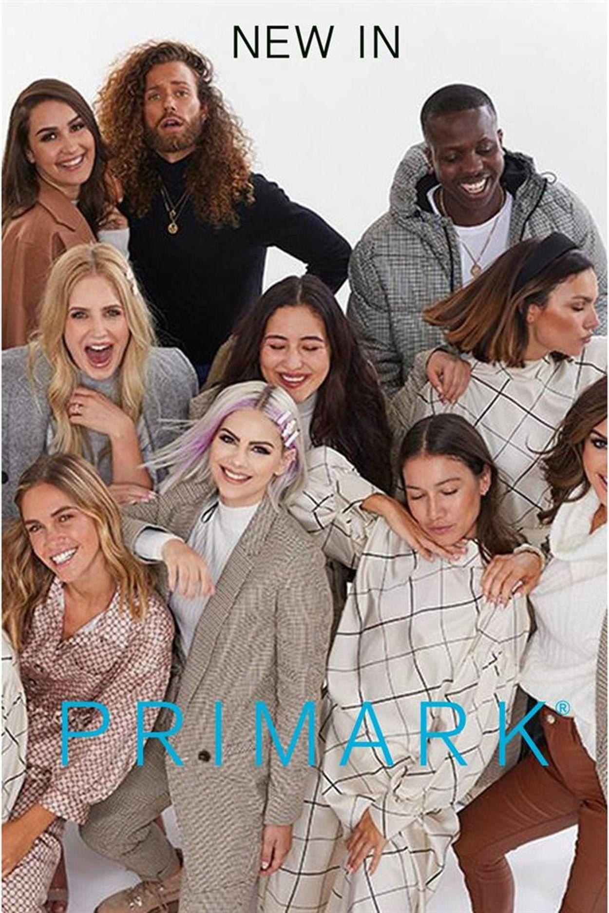 Primark Folder - 09.10-30.11.2019