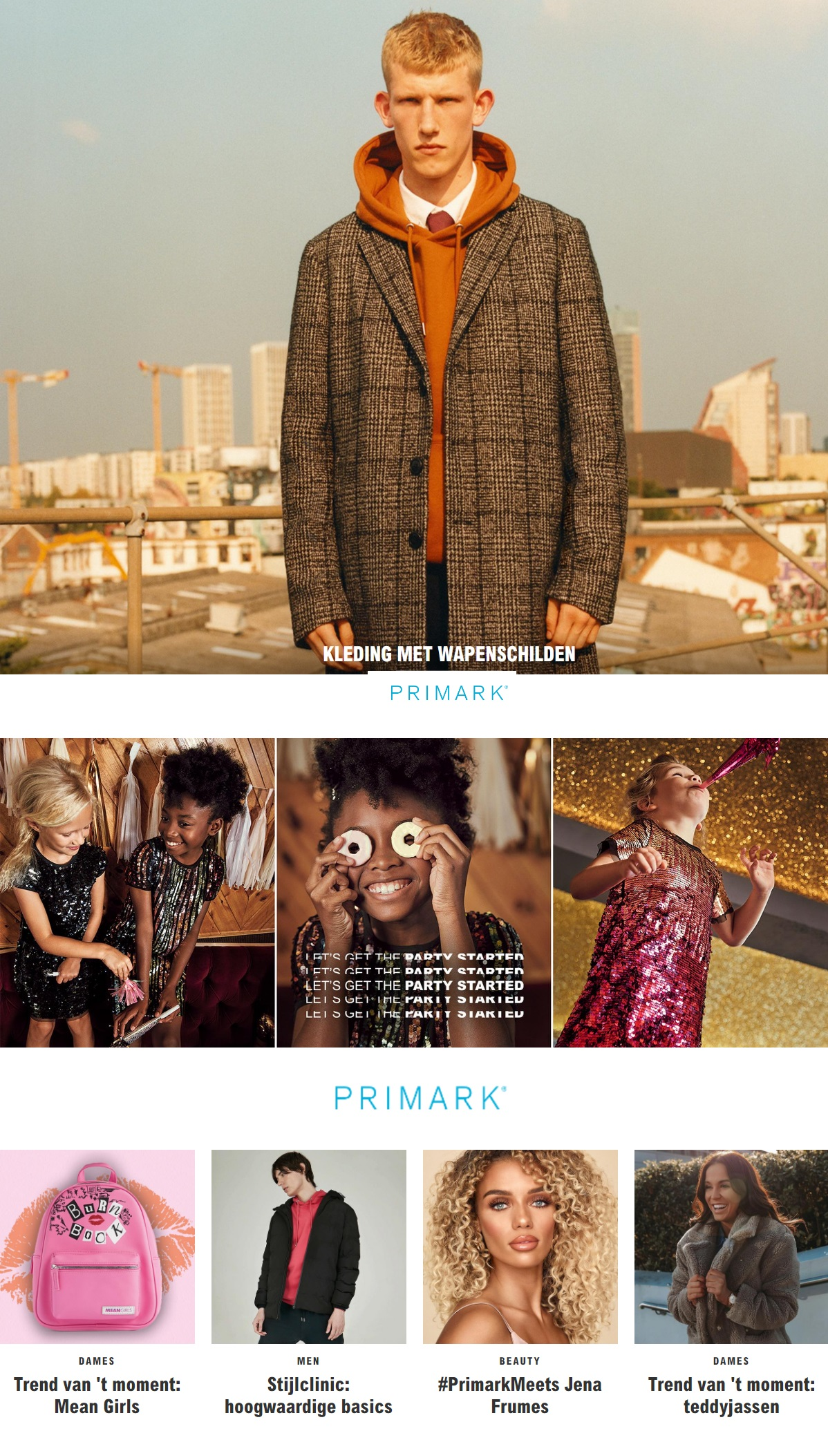 Primark Folder - 18.10-25.10.2019