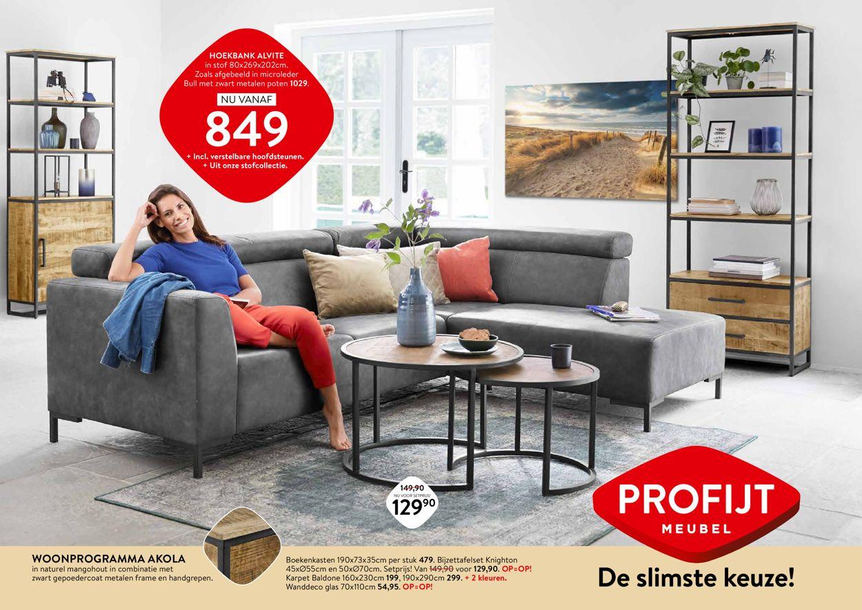 Profijt Meubel Folder - 13.03-19.03.2020