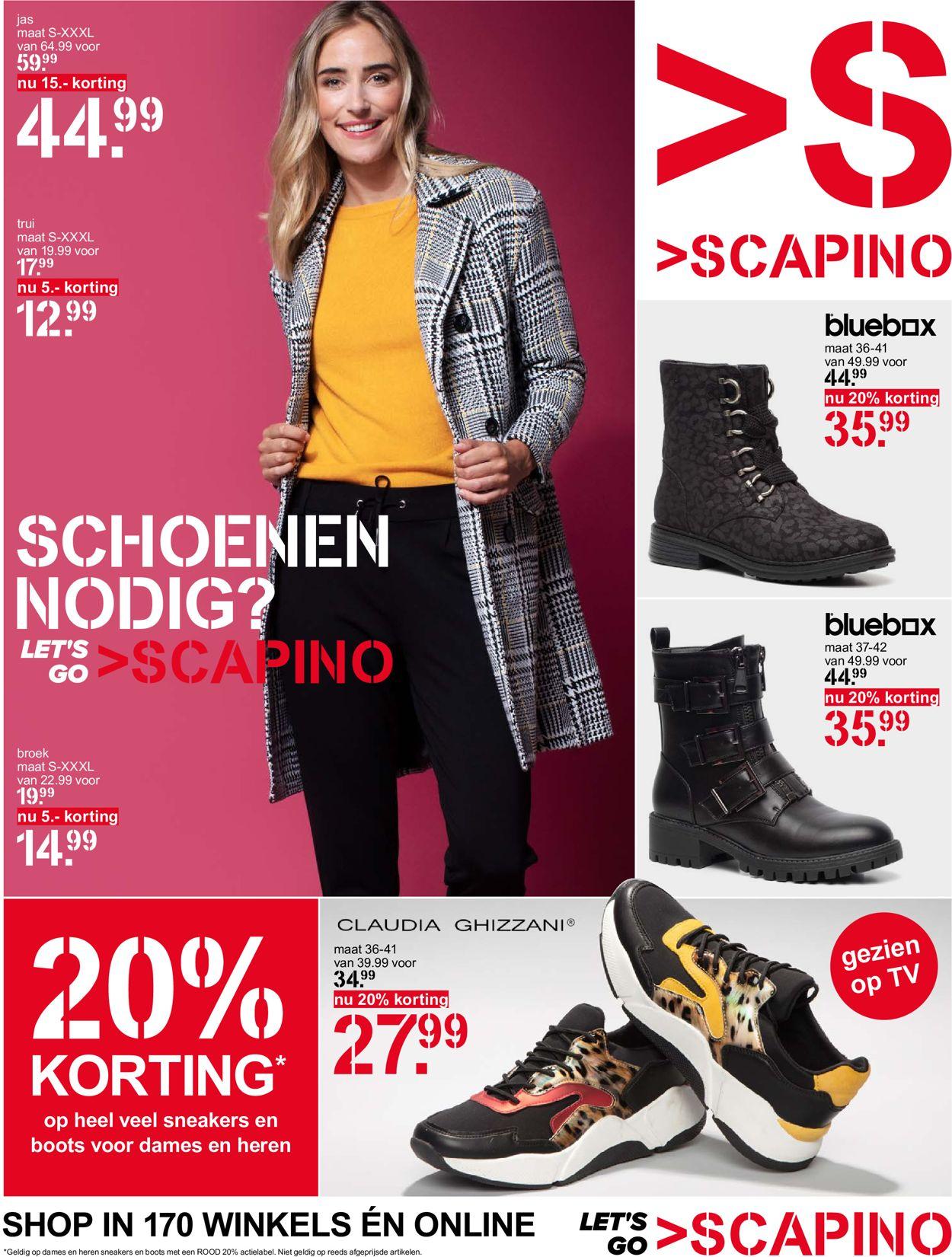 Scapino Folder - 16.09-29.09.2019