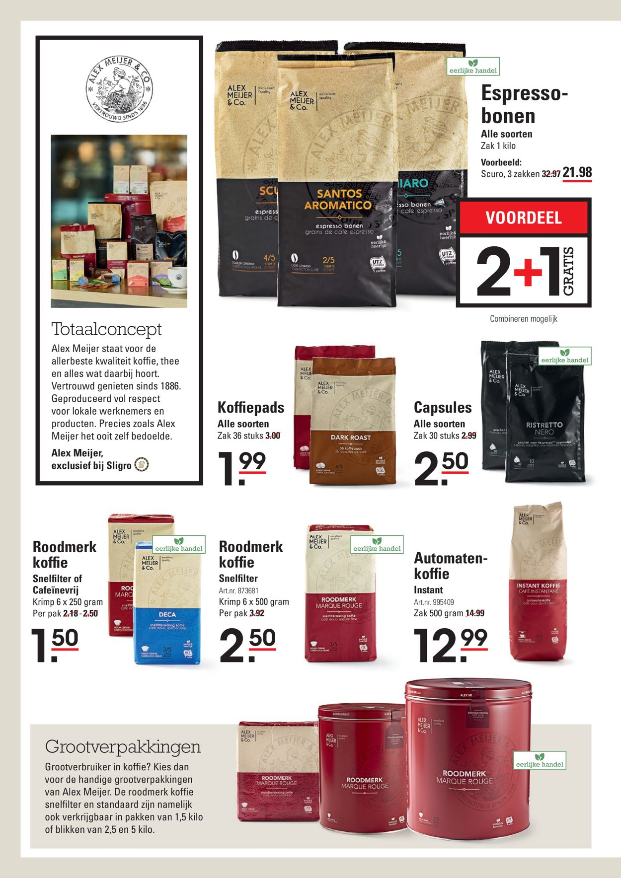 Sligro Folder - 26.03-13.04.2020 (Pagina 2)