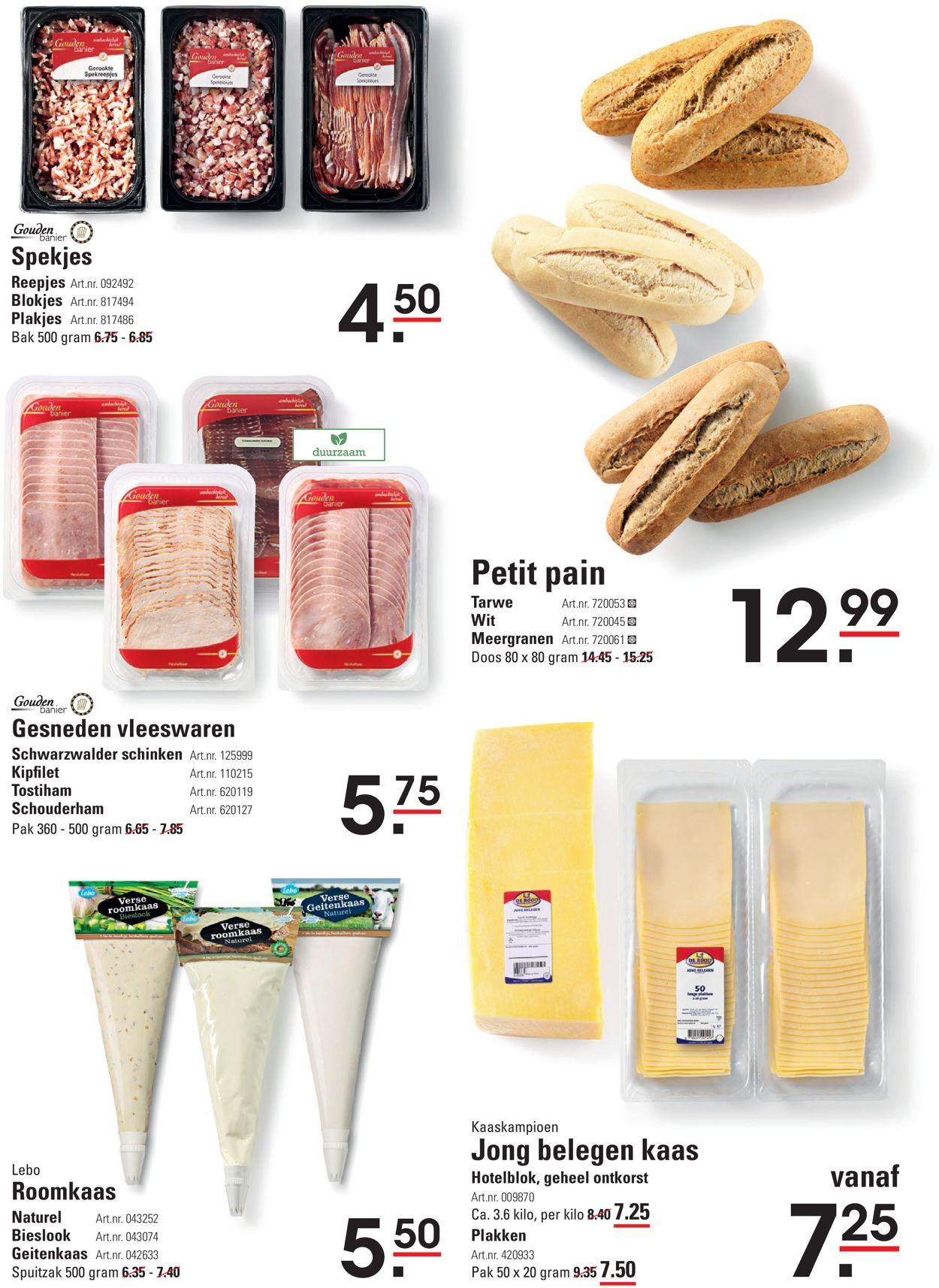 Sligro Food Vers Folder - 04.01-25.01.2021 (Pagina 7)