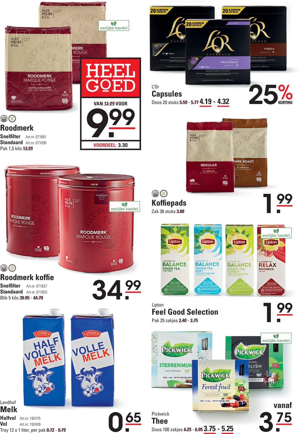 Sligro Food Vers Folder - 04.01-25.01.2021 (Pagina 12)