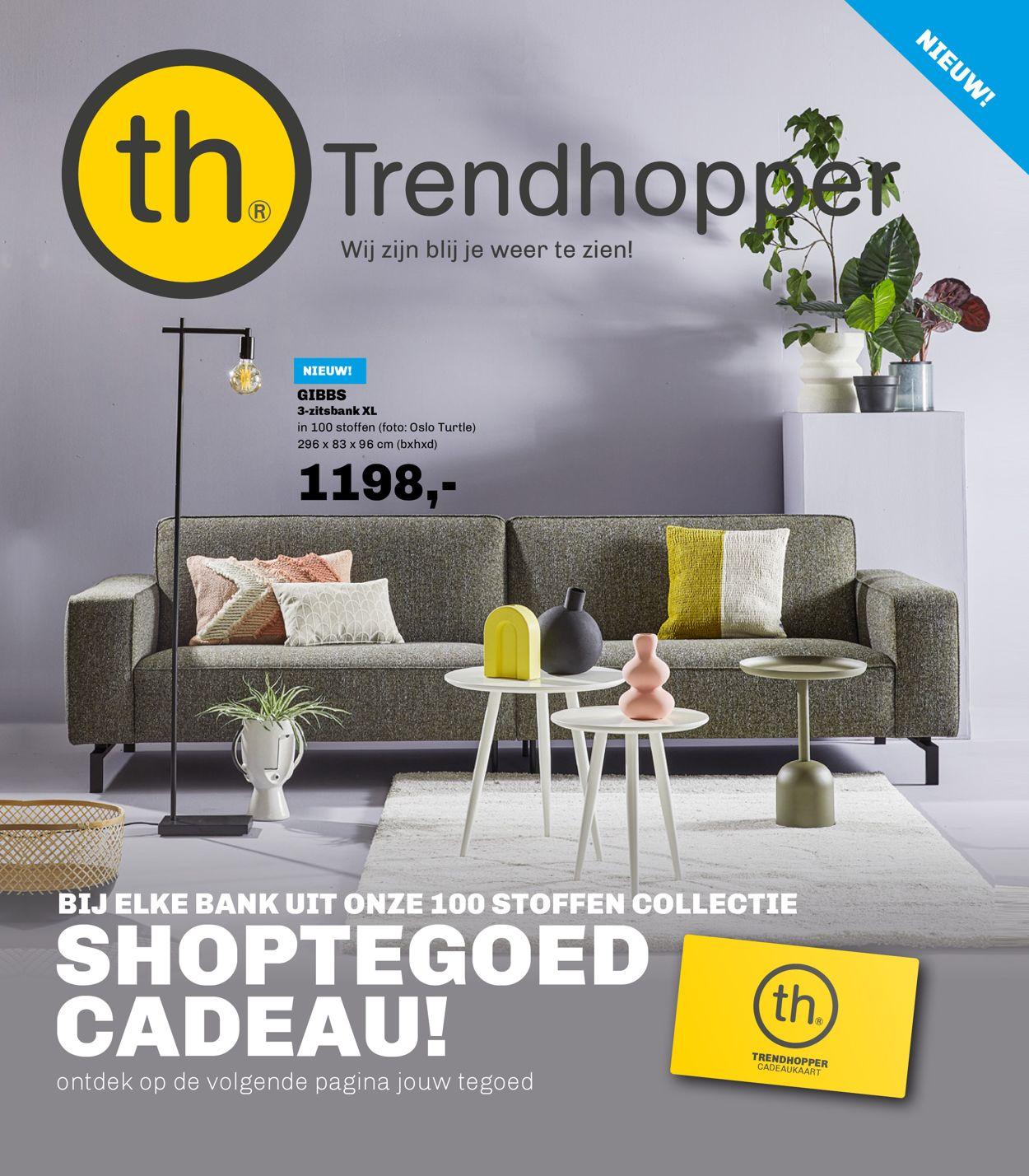 Trendhopper Folder - 26.04-23.05.2021