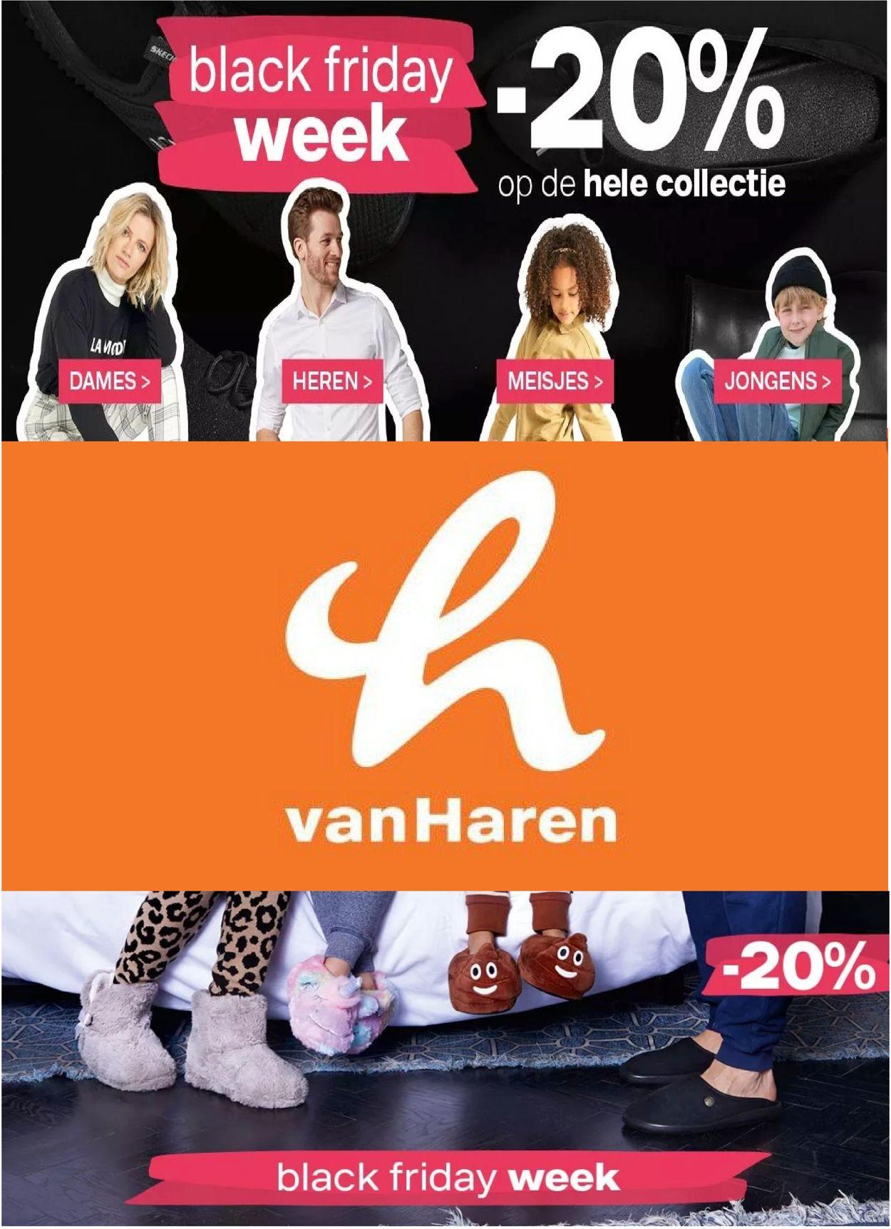 vanHaren Black Friday 2020 Folder - 25.11-01.12.2020