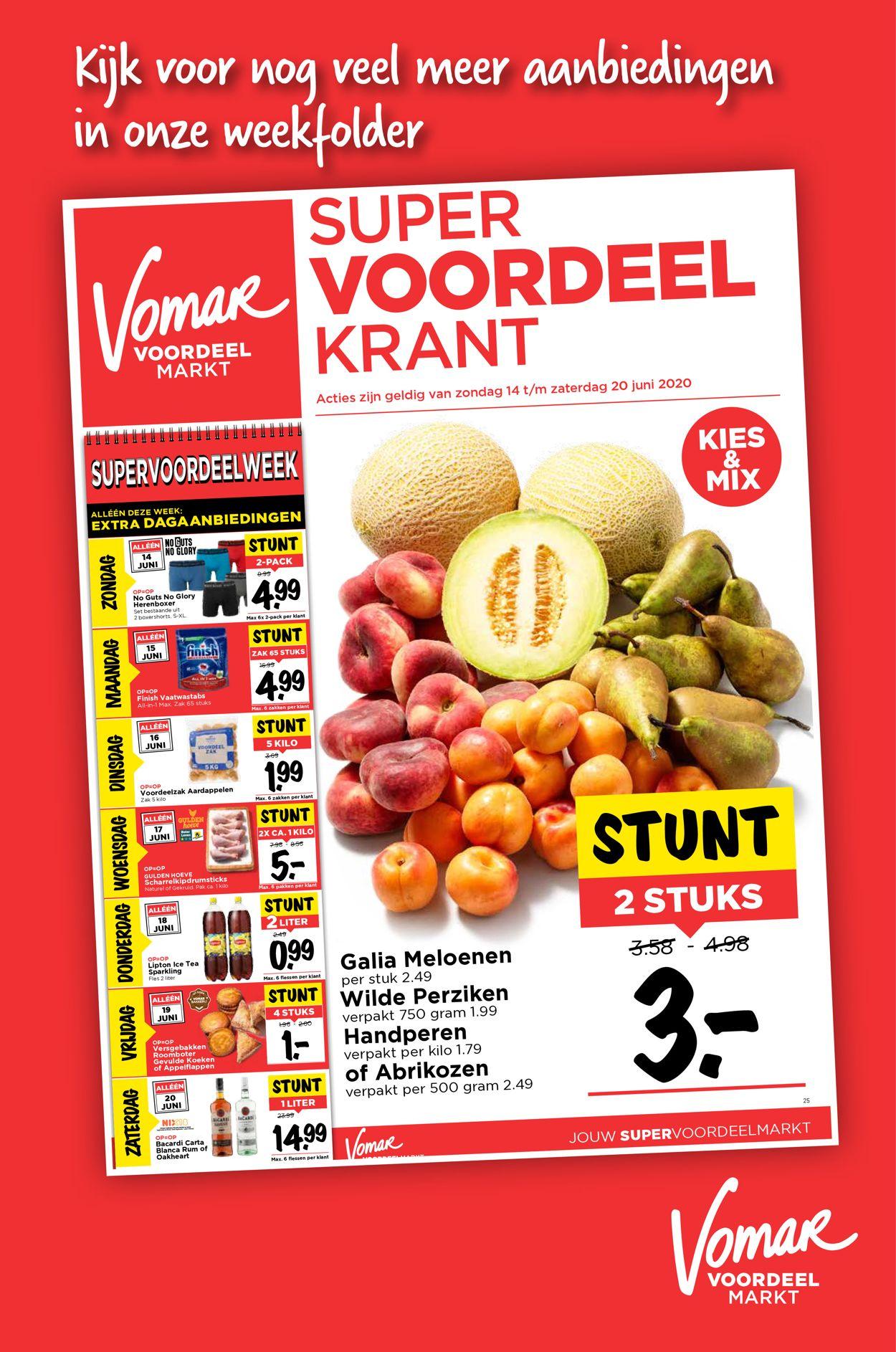 Vomar Folder - 14.06-20.06.2020 (Pagina 16)