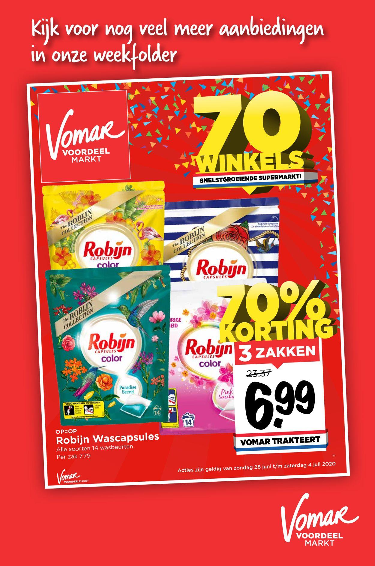 Vomar Folder - 28.06-04.07.2020 (Pagina 15)
