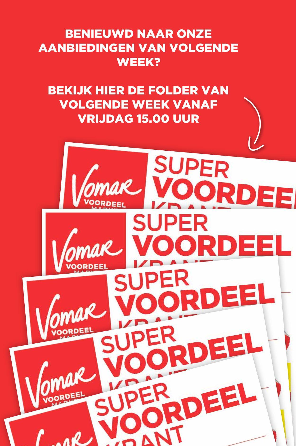 Vomar Folder - 05.10-09.10.2020
