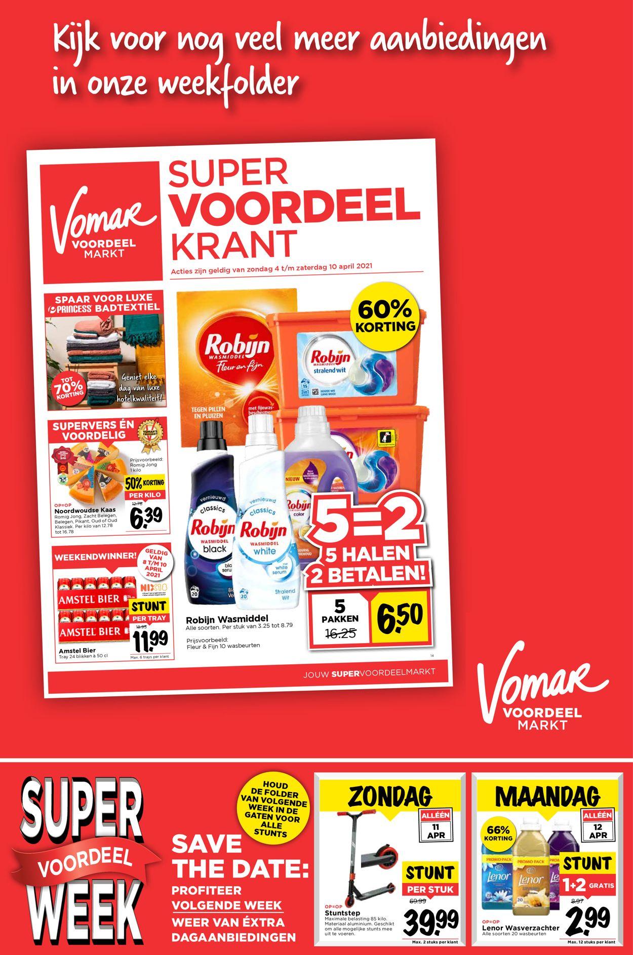 Vomar Folder - 08.04-10.04.2021 (Pagina 15)