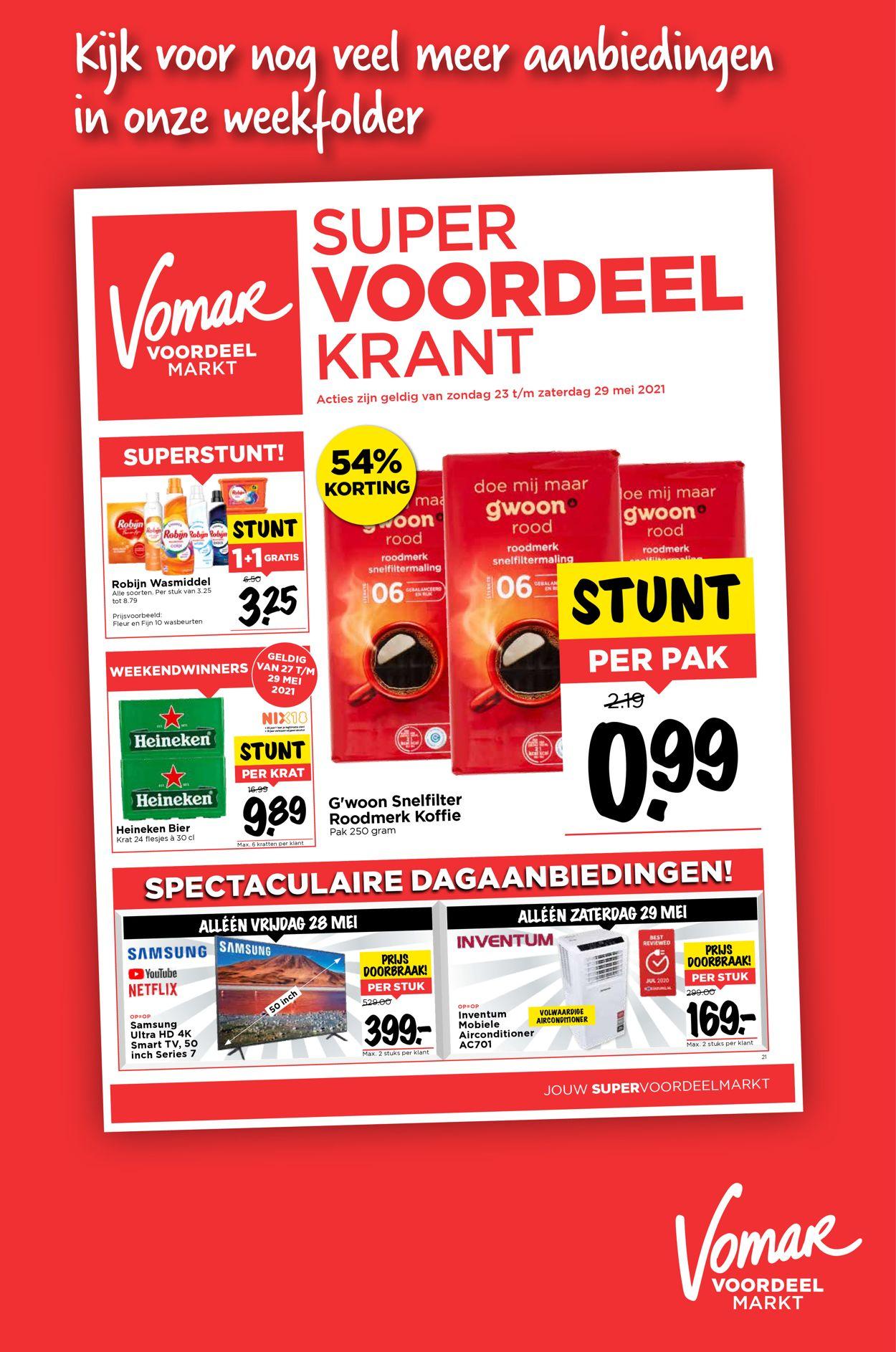 Vomar Folder - 27.05-29.05.2021 (Pagina 19)