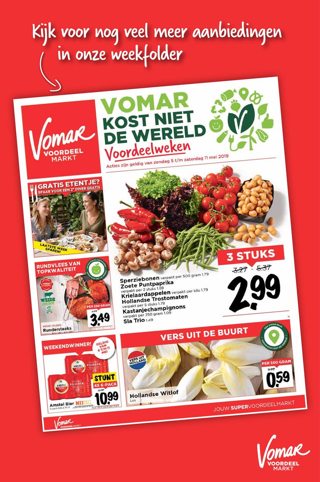 Vomar Folder - 06.05-12.05.2019 (Pagina 11)
