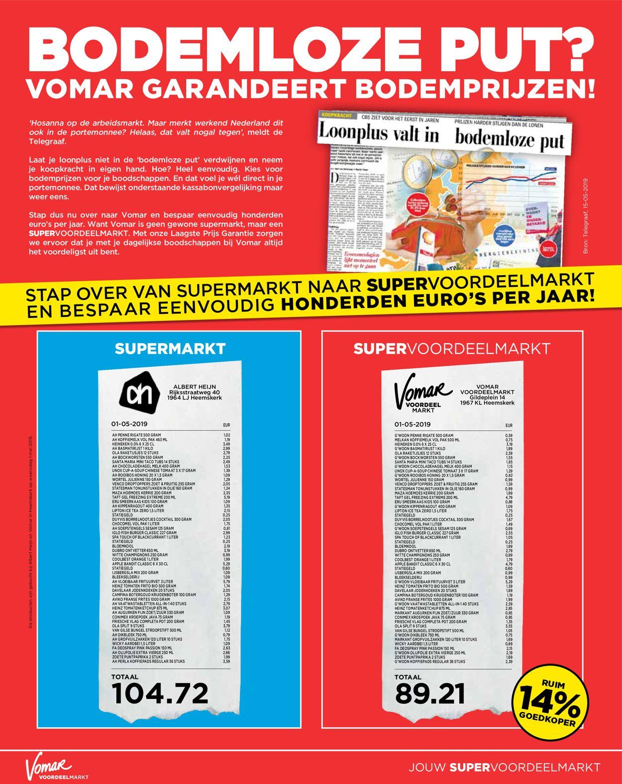 Vomar Folder - 02.06-08.06.2019 (Pagina 28)